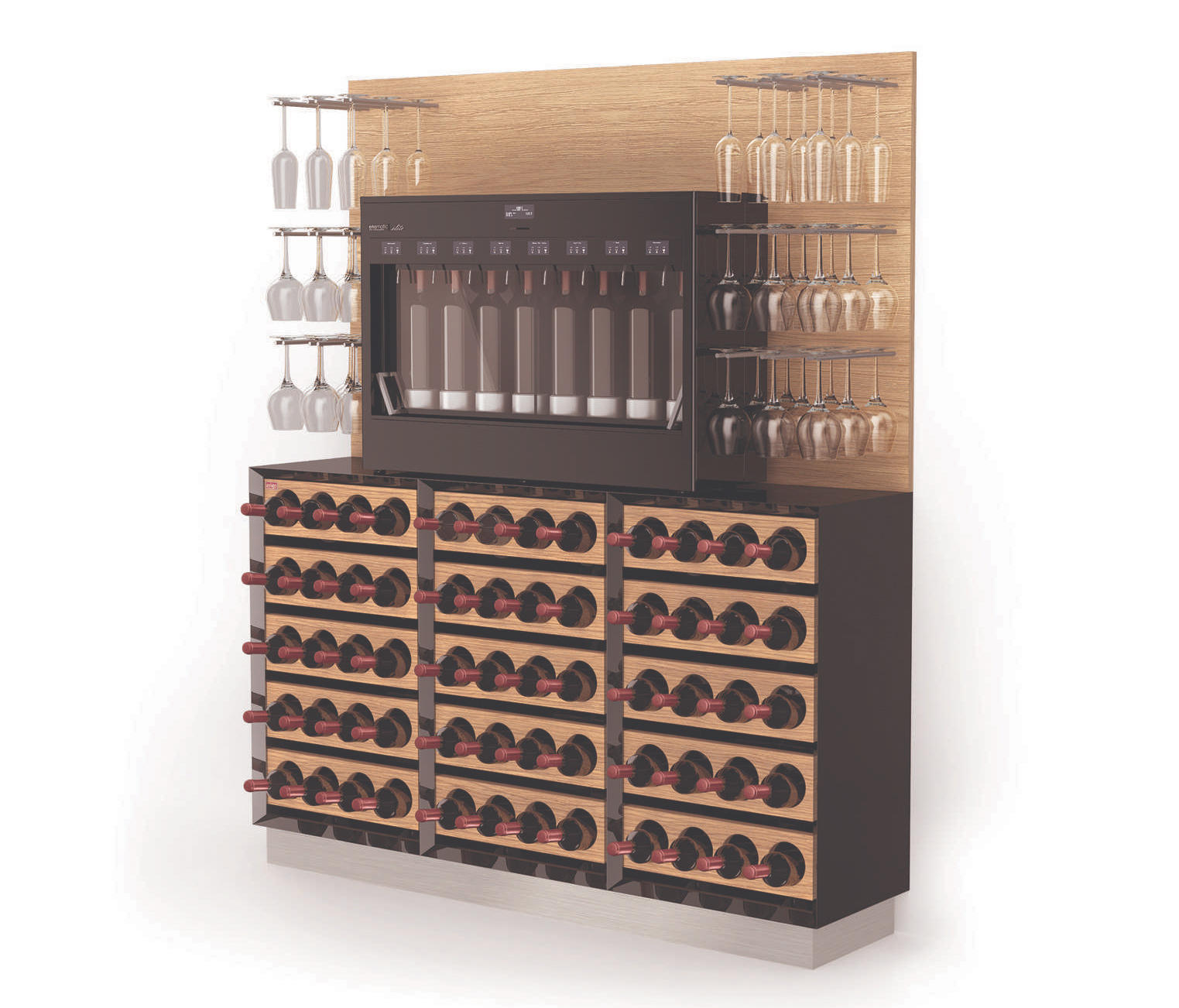 Esigo WSS1 Wine Rack Cabinet By ESIGO | Wine Racks