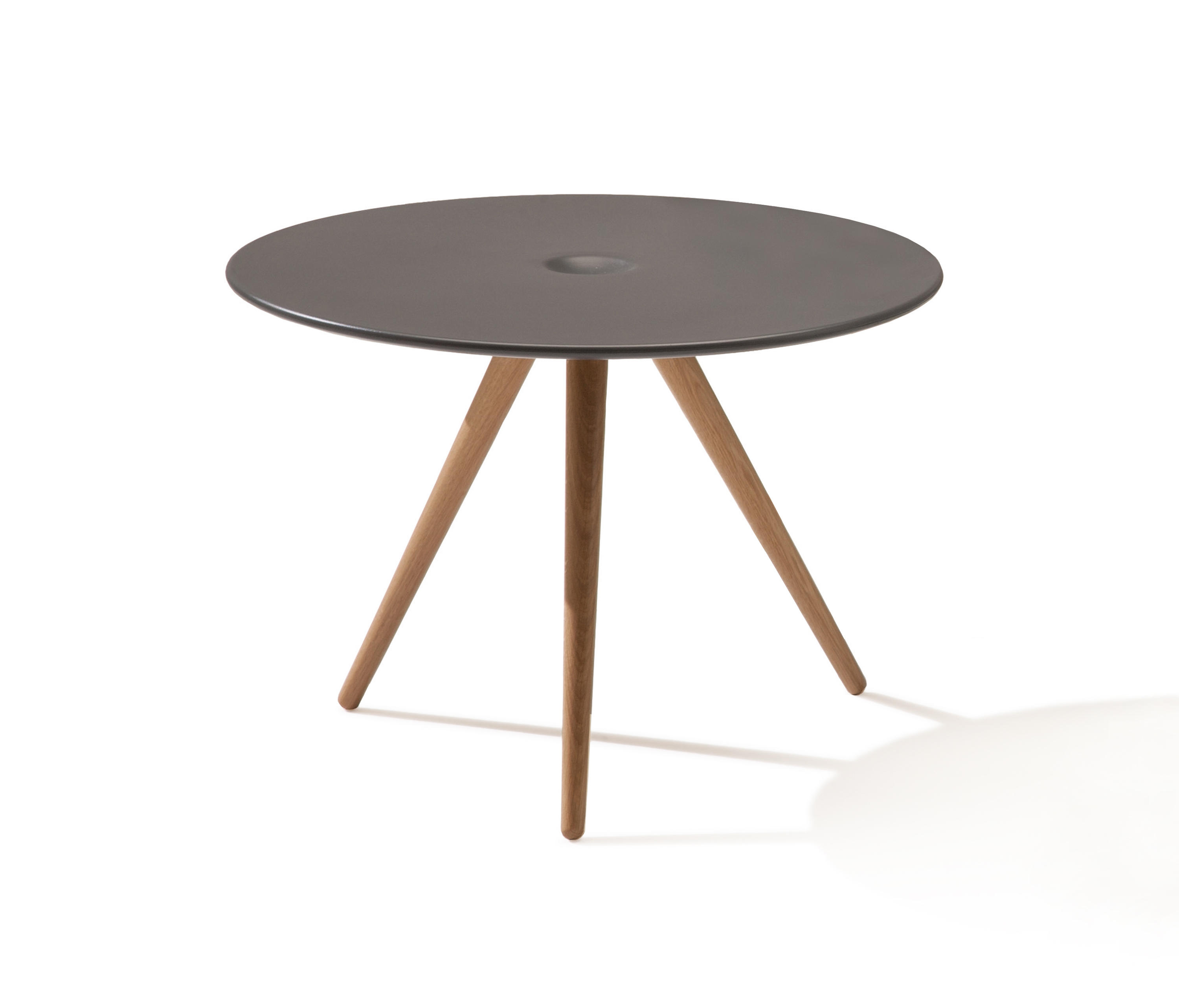 COFFEE TABLES WITH TOP IN PLASTIC