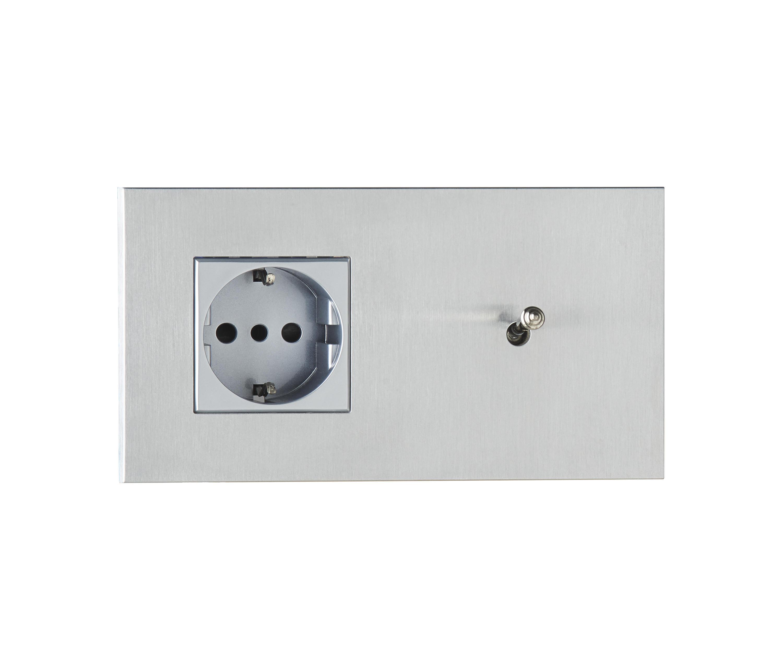 SYDNEY SPECIAL COATING - Combinación interruptor / enchufe ...