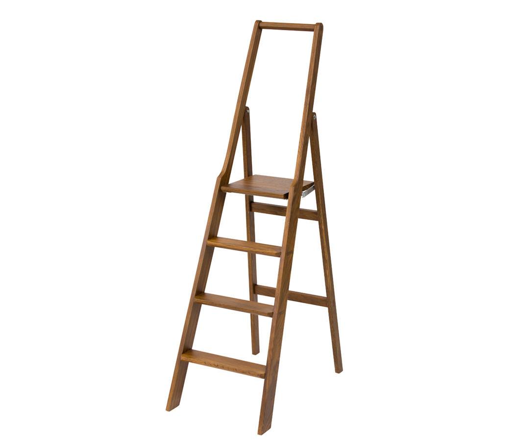 step up step ladder de olby design escaleras para bibliotecas