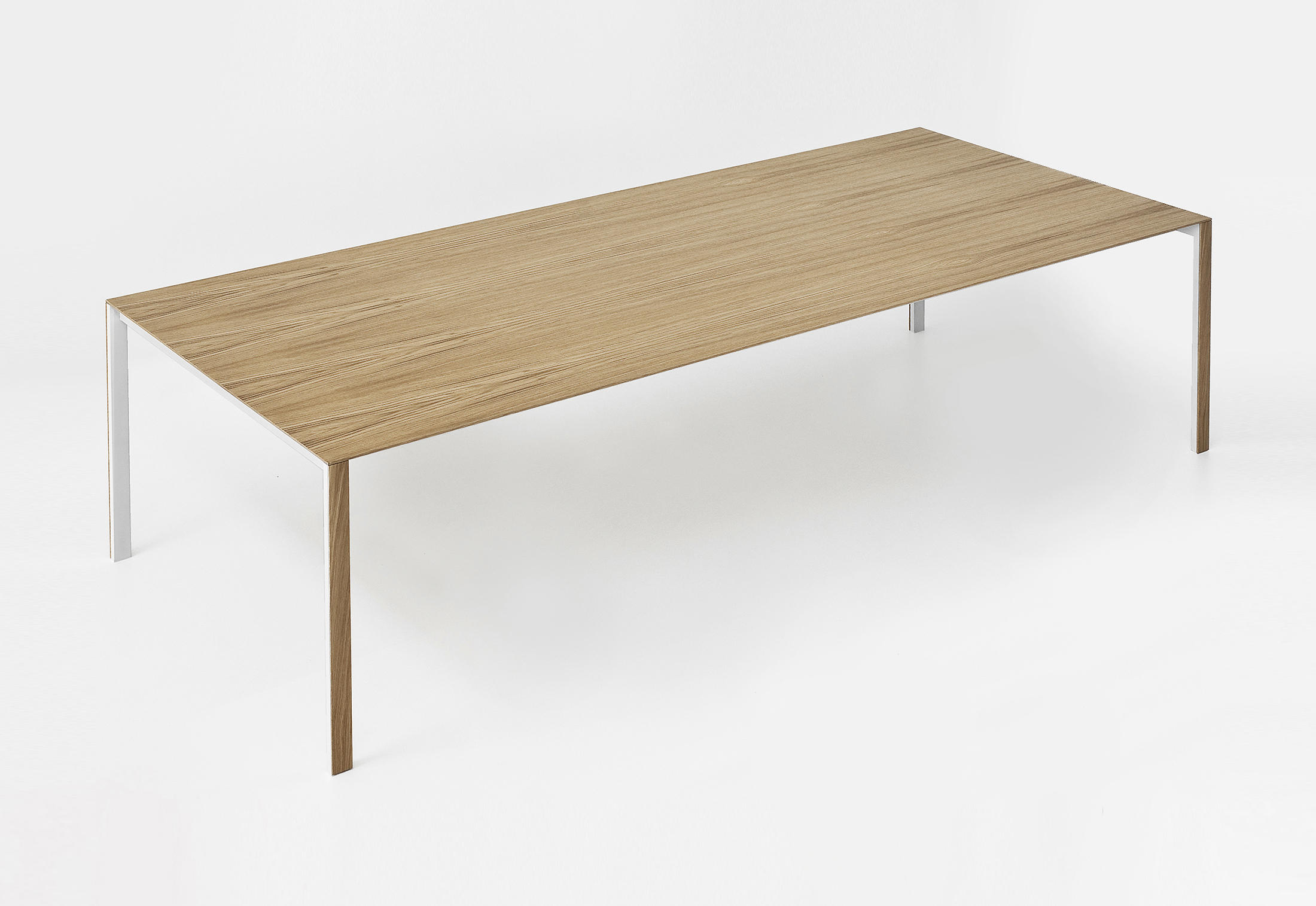 Thin K Longo Wood Table Dining Tables From Kristalia Architonic