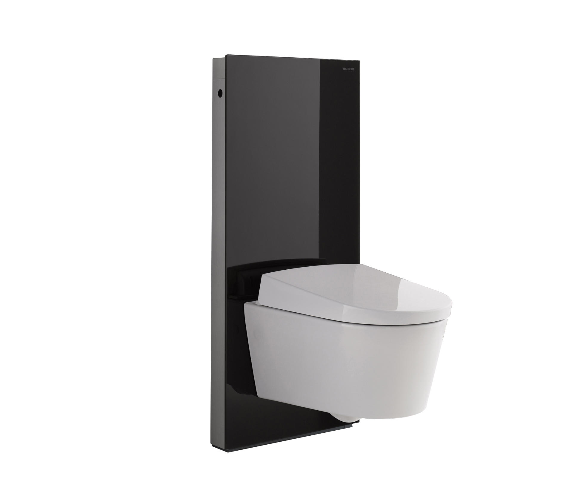 geberit monolith sanitary module for wcs flushes from geberit architonic. Black Bedroom Furniture Sets. Home Design Ideas