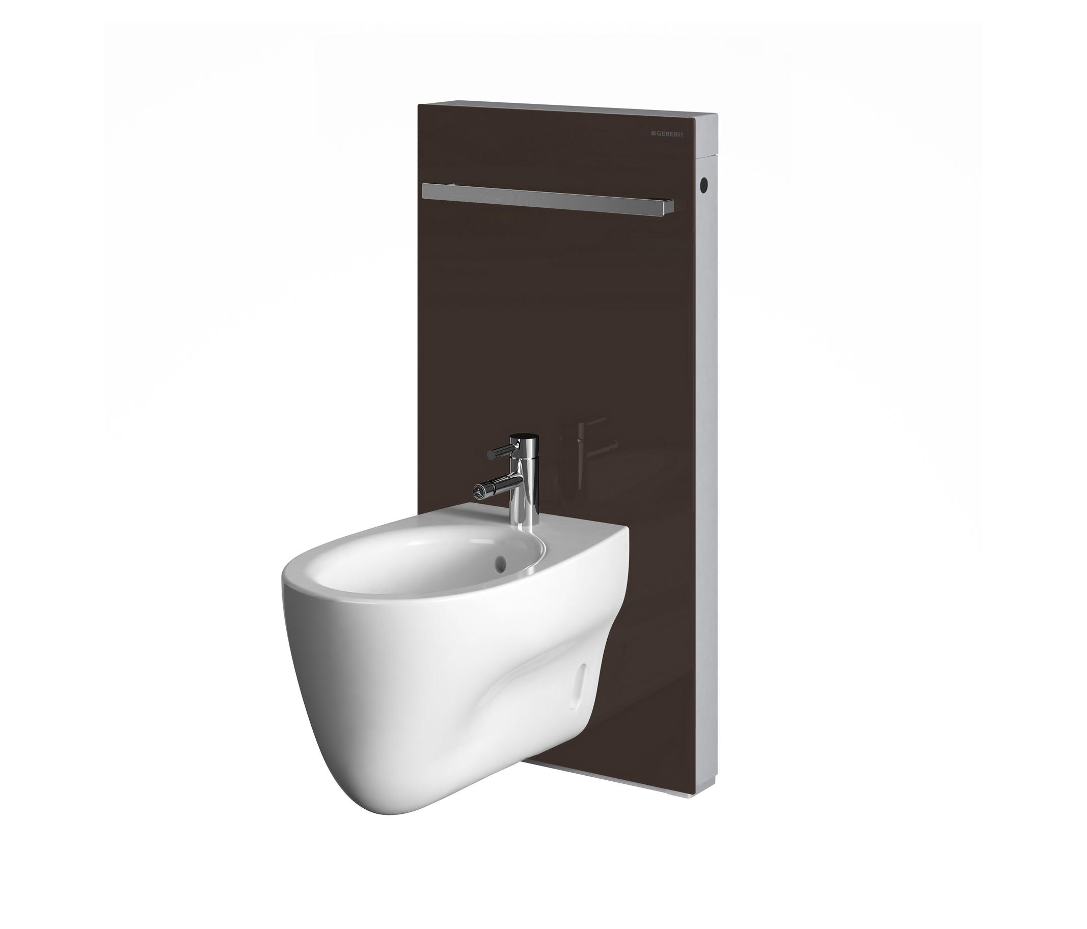 Geberit monolith sanitary module for bidets bidets from for Geberit products