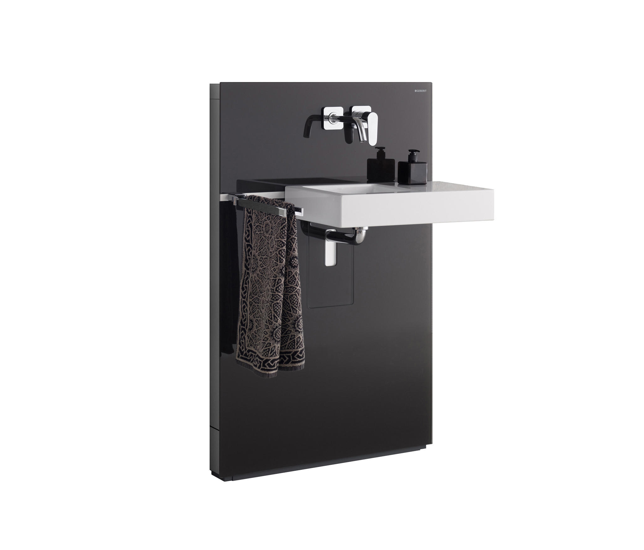 geberit monolith f r den waschtisch waschtischarmaturen. Black Bedroom Furniture Sets. Home Design Ideas