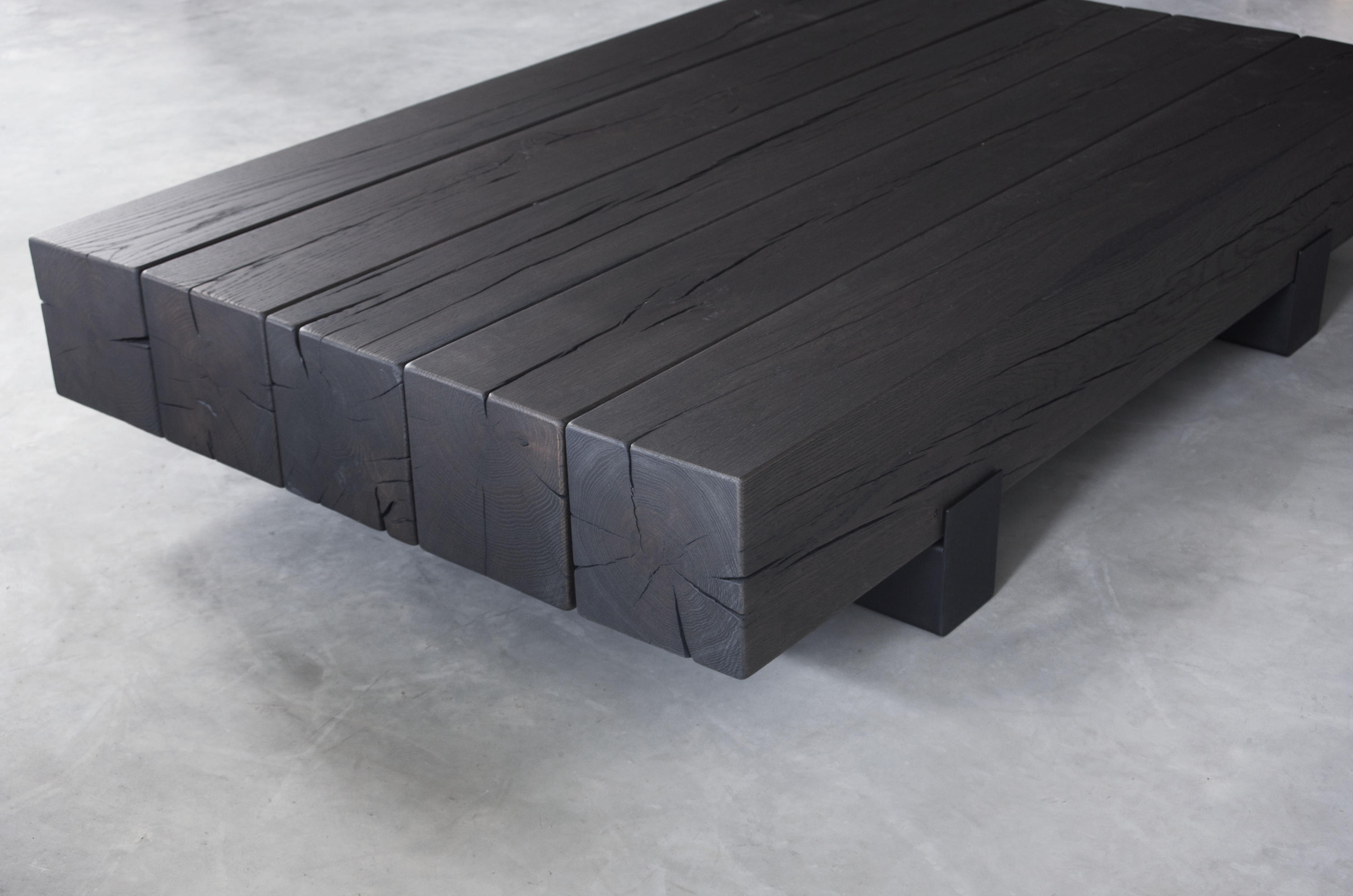 Beam Coffee Table Coffee Tables From Van Rossum Architonic
