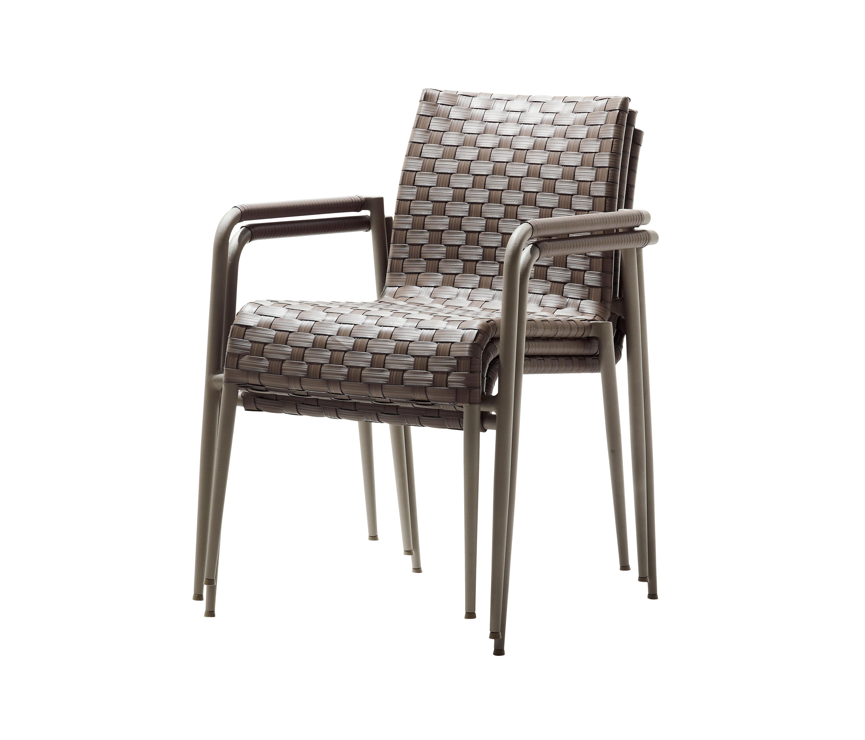 MINGLE ARMLEHNSTUHL - Stühle von Cane-line | Architonic