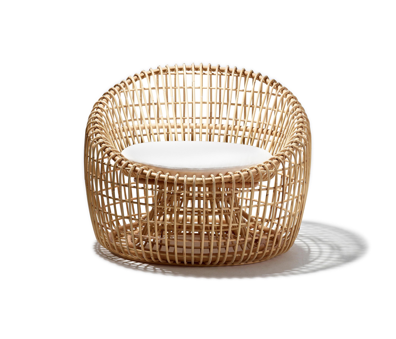 Nest Lounge Sessel Sessel Von Cane Line Architonic