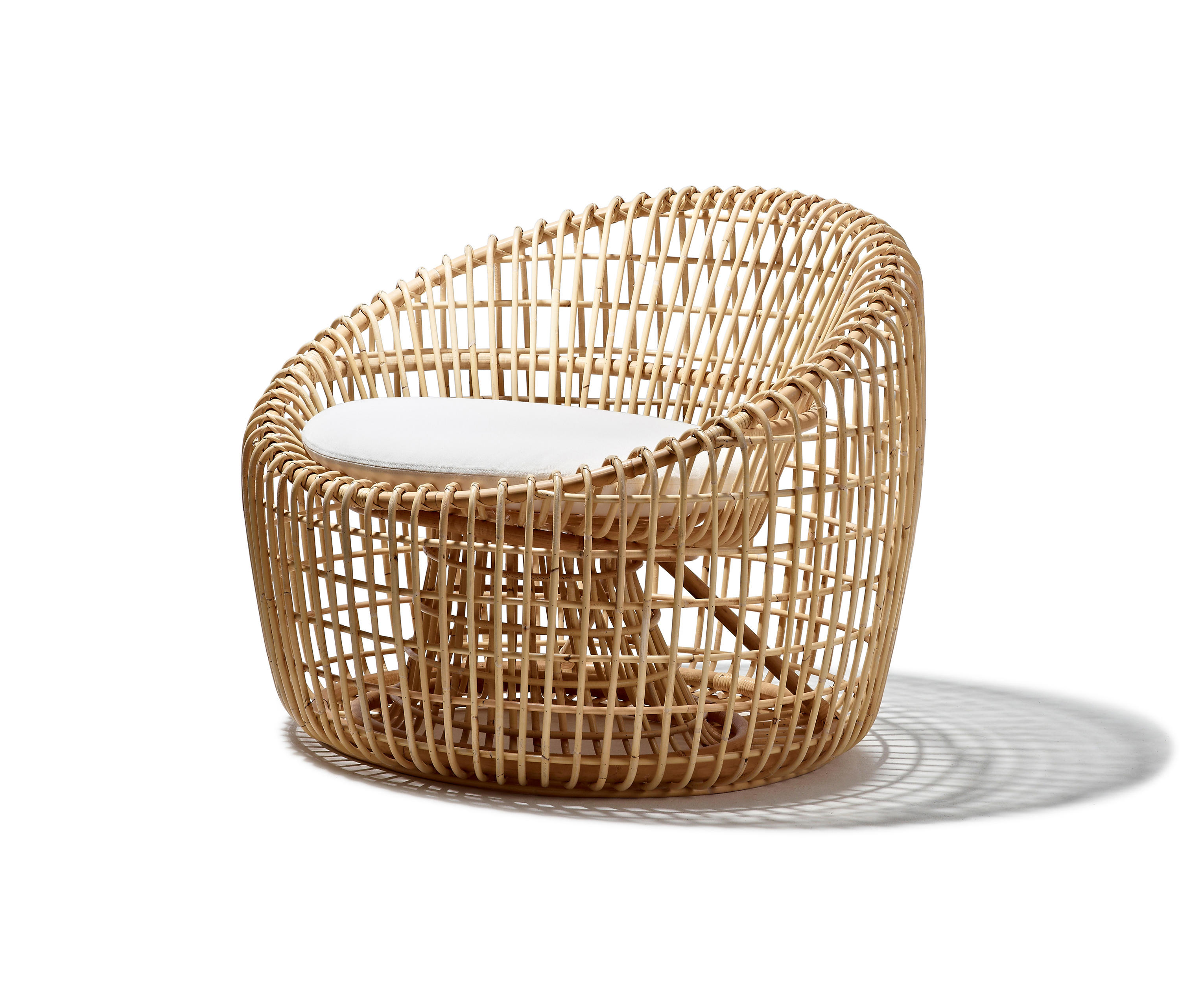 Etonnant ... Nest Lounge Chair By Cane Line | Armchairs