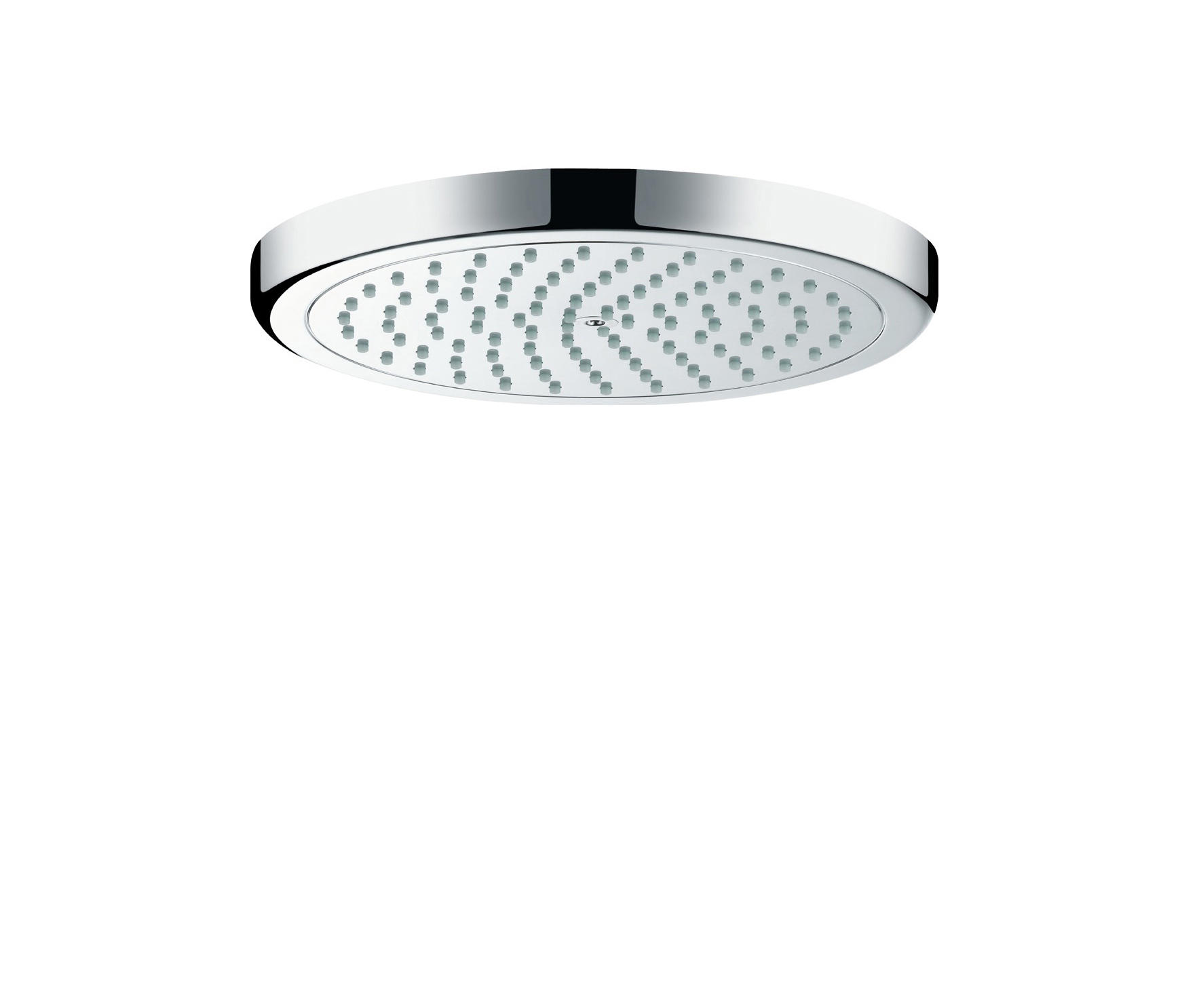 hansgrohe croma 220 air 1jet overhead shower ecosmart 9 l min shower taps mixers from. Black Bedroom Furniture Sets. Home Design Ideas