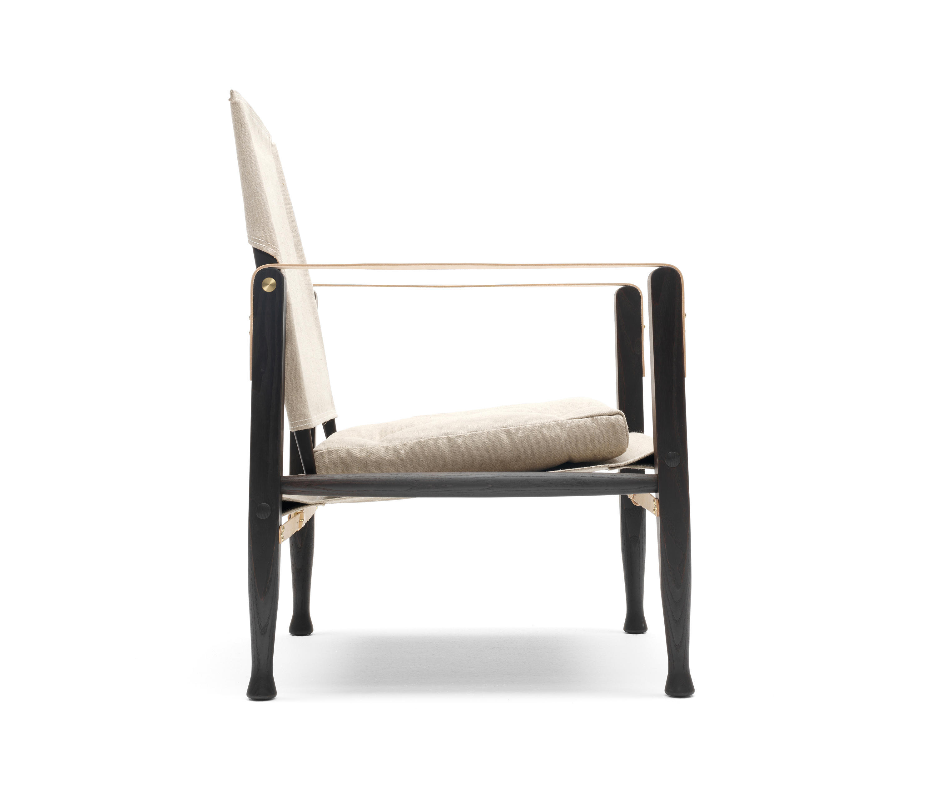 KK4700 SAFARI CHAIR Lounge chairs from Carl Hansen & S¸n