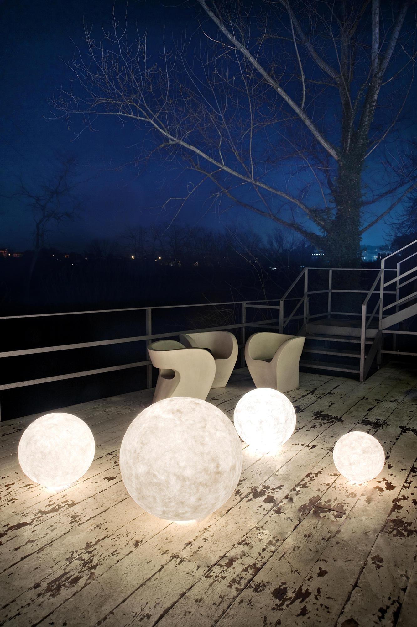 EX MOON - Outdoor floor lights from IN-ES.ARTDESIGN ...