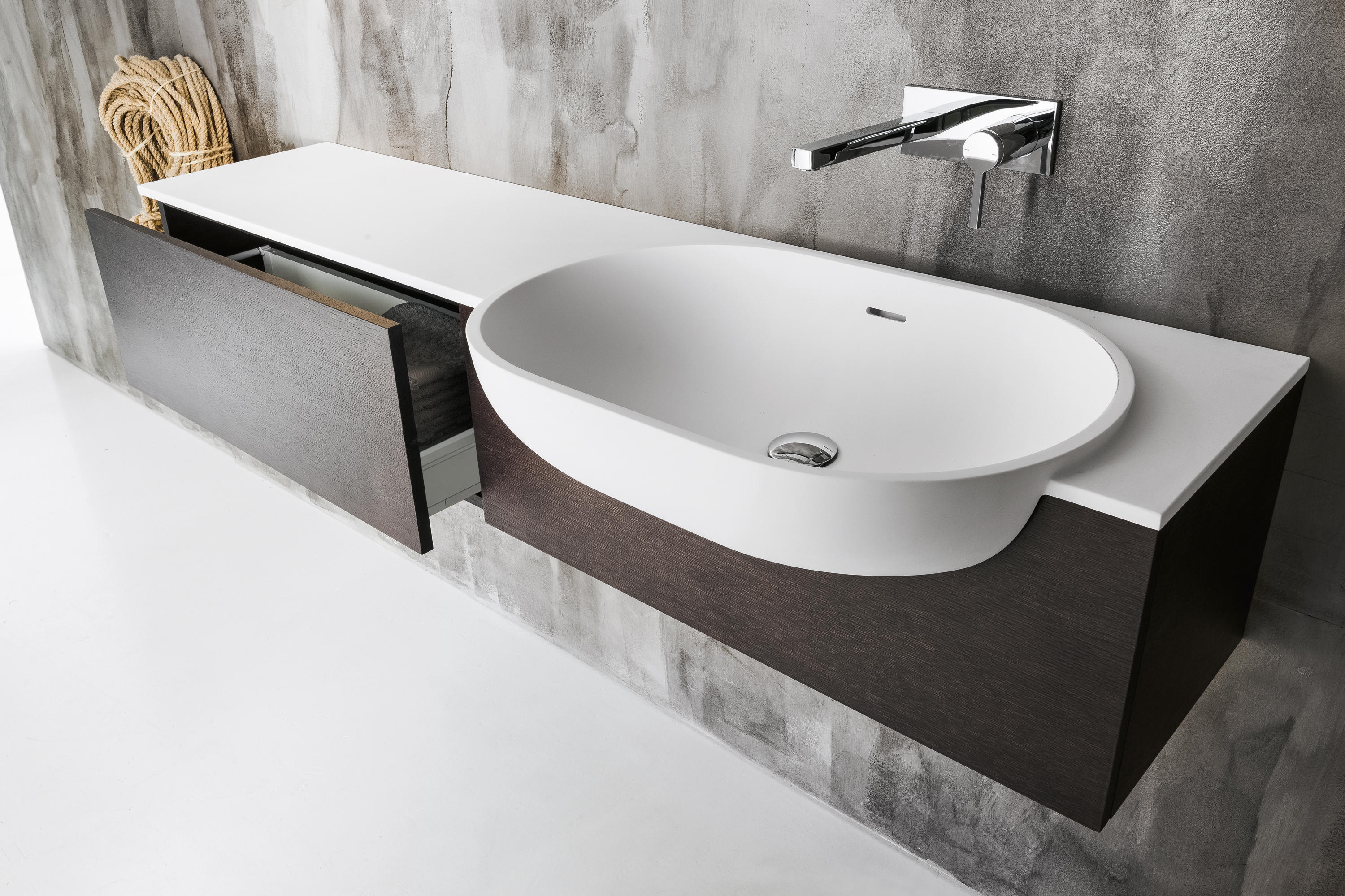 Via Veneto Soft Vanity Units From Falper Architonic