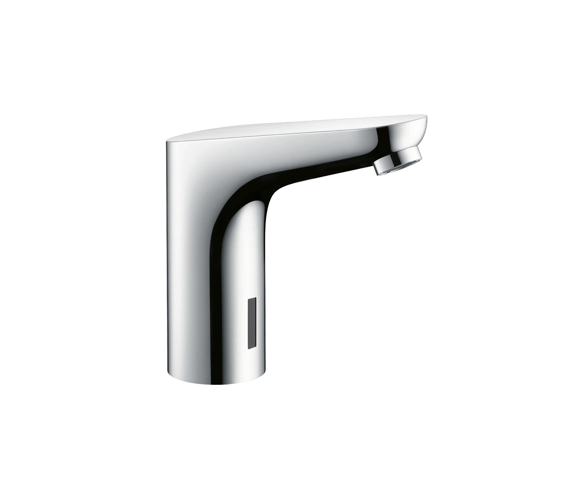hansgrohe focus electronic basin mixer dn15 battery operated wash basin taps from hansgrohe. Black Bedroom Furniture Sets. Home Design Ideas