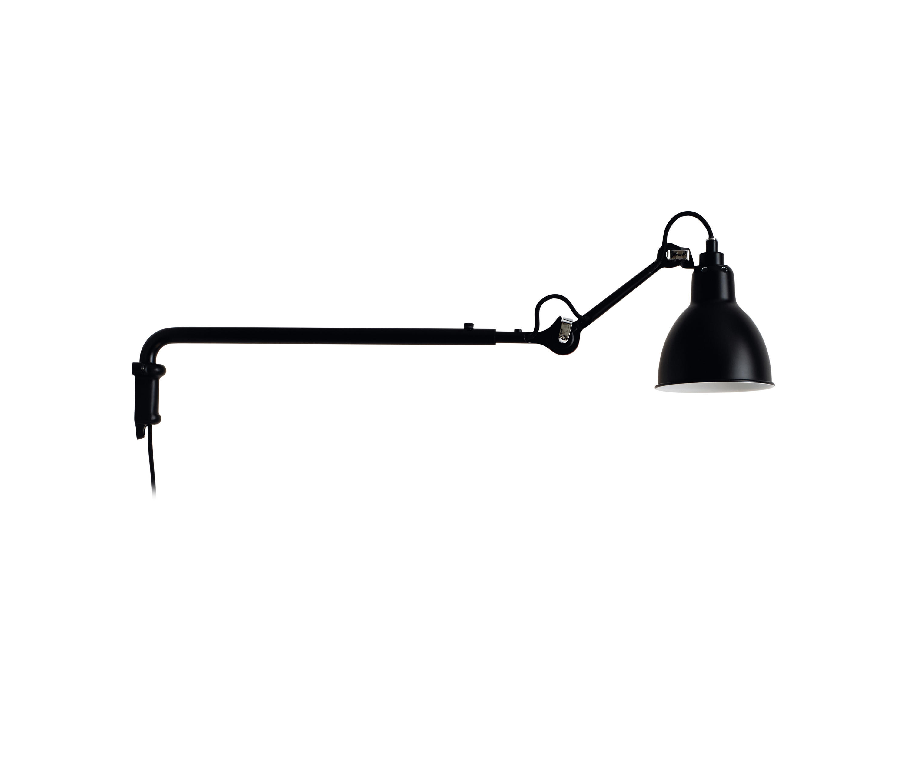 lampe gras n 203 black general lighting from dcw. Black Bedroom Furniture Sets. Home Design Ideas