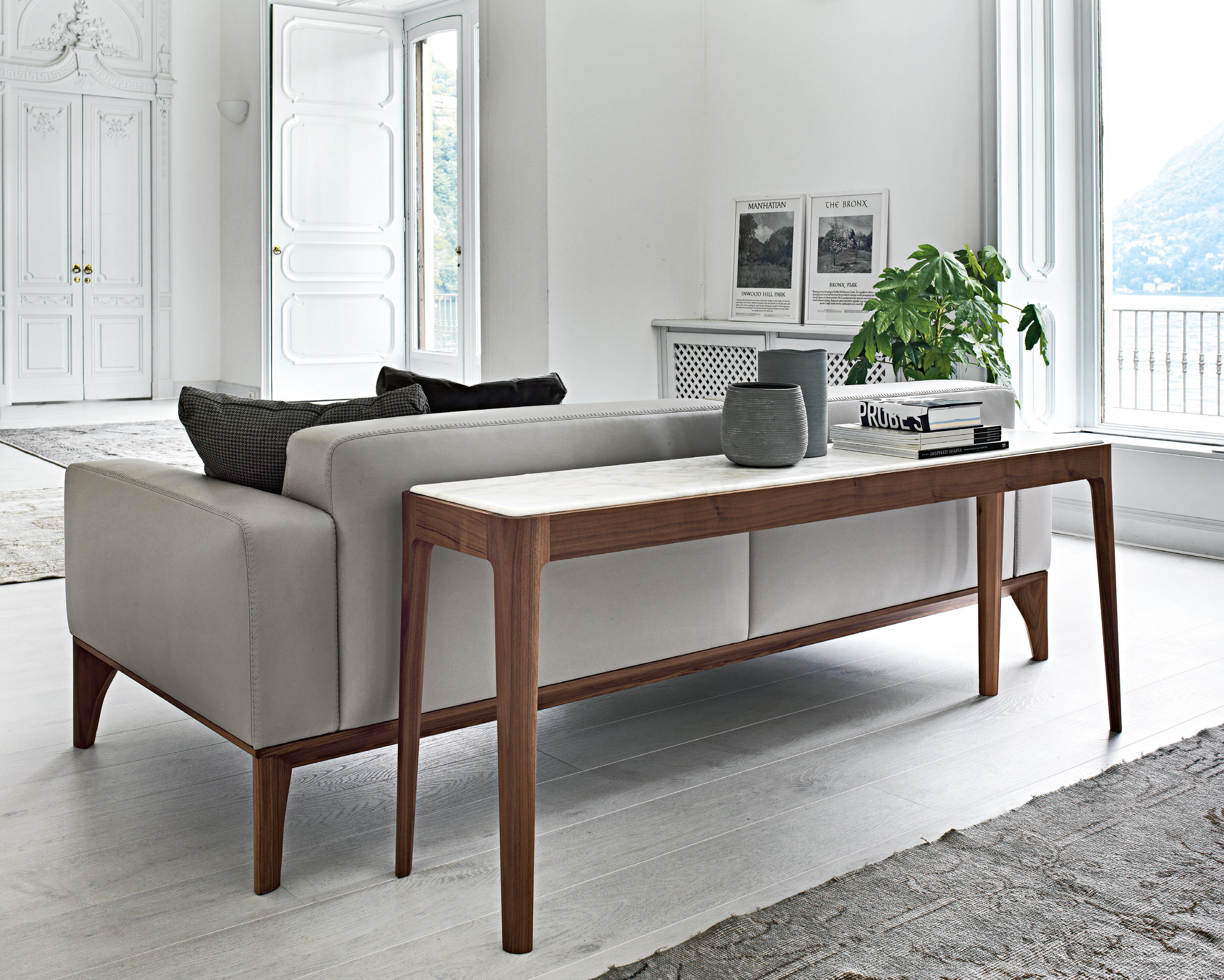 Ziggy 8 Console Tables From Porada Architonic