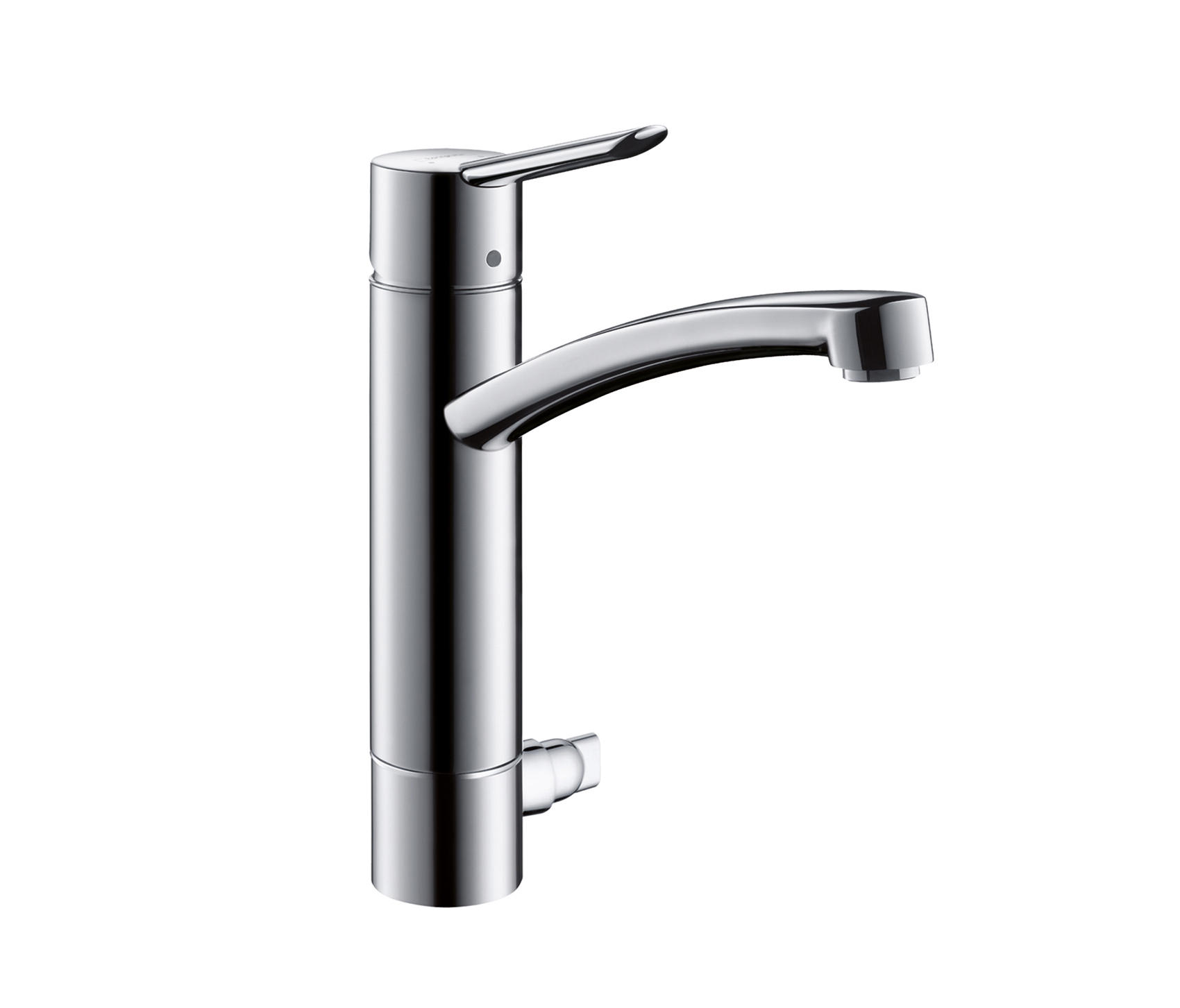 hansgrohe focus s single lever kitchen mixer dn15 with device shut off valve wash basin taps. Black Bedroom Furniture Sets. Home Design Ideas