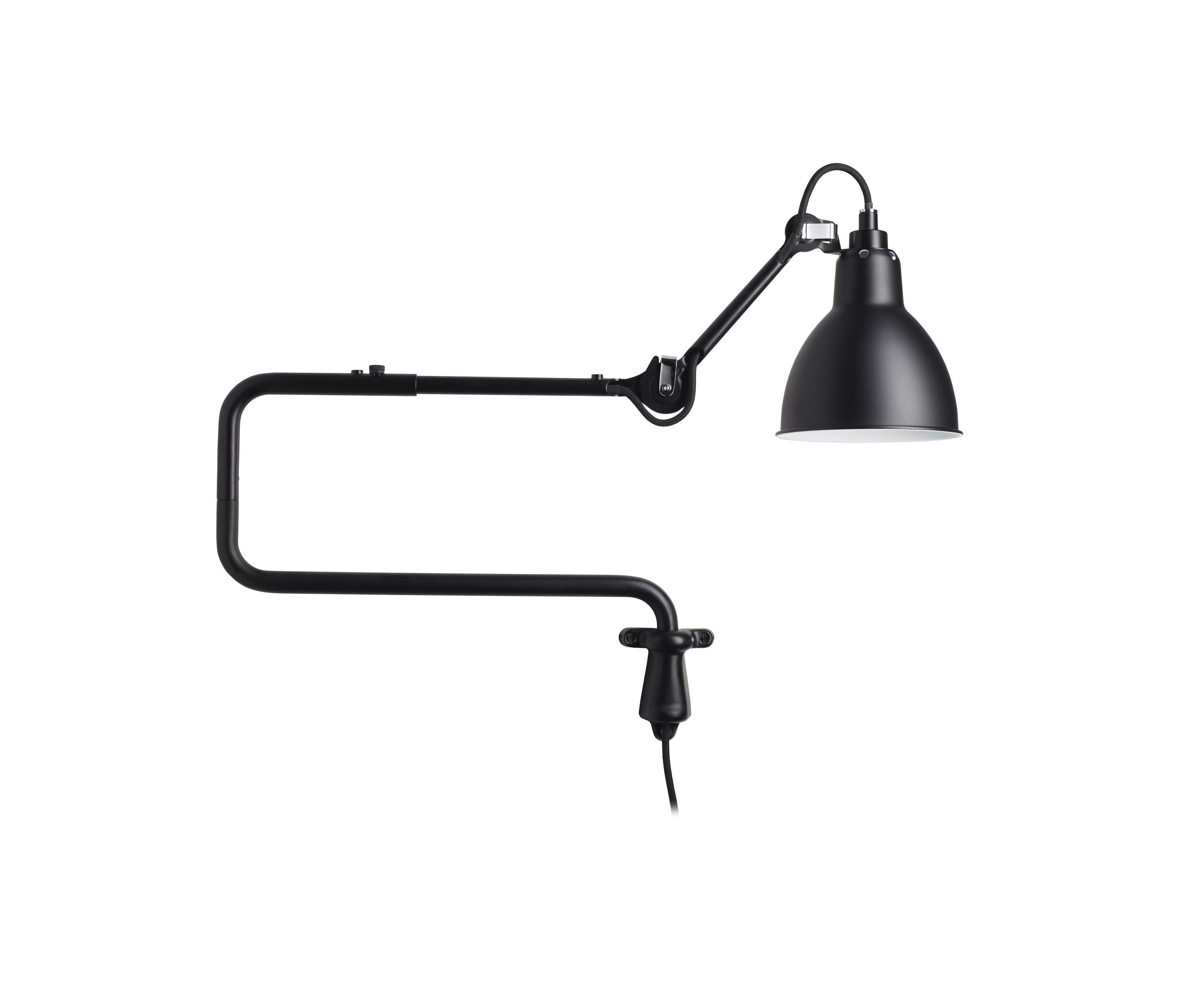 lampe gras n 303 black general lighting from dcw. Black Bedroom Furniture Sets. Home Design Ideas