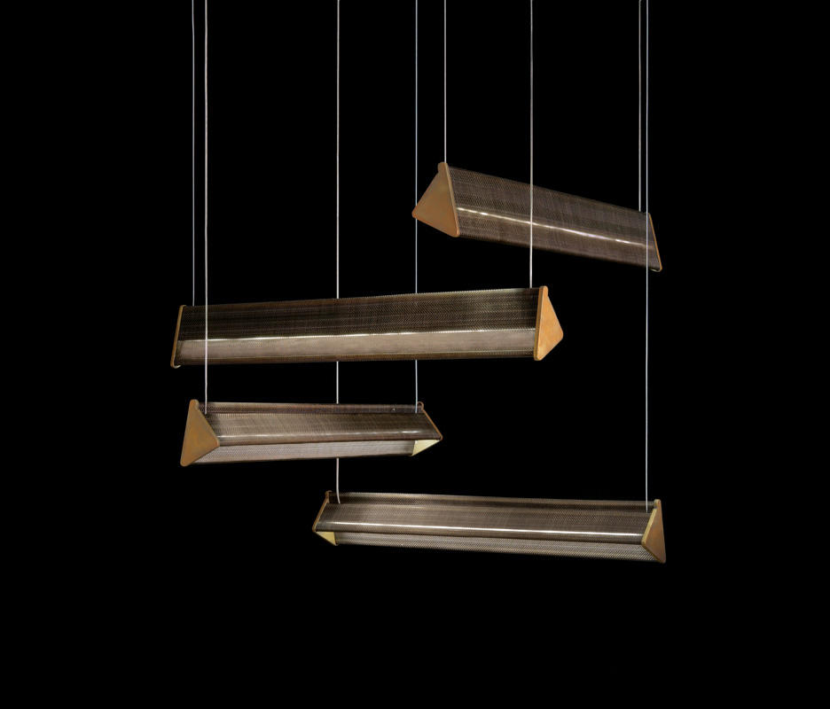 Y light pendant strip lights from henge architonic y light by henge pendant strip lights mozeypictures Images