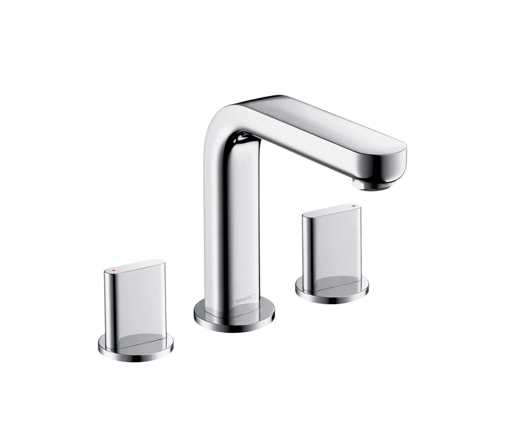 hansgrohe metropol s m langeur de lavabo 3 trous metropol s robinetterie pour lavabo de. Black Bedroom Furniture Sets. Home Design Ideas