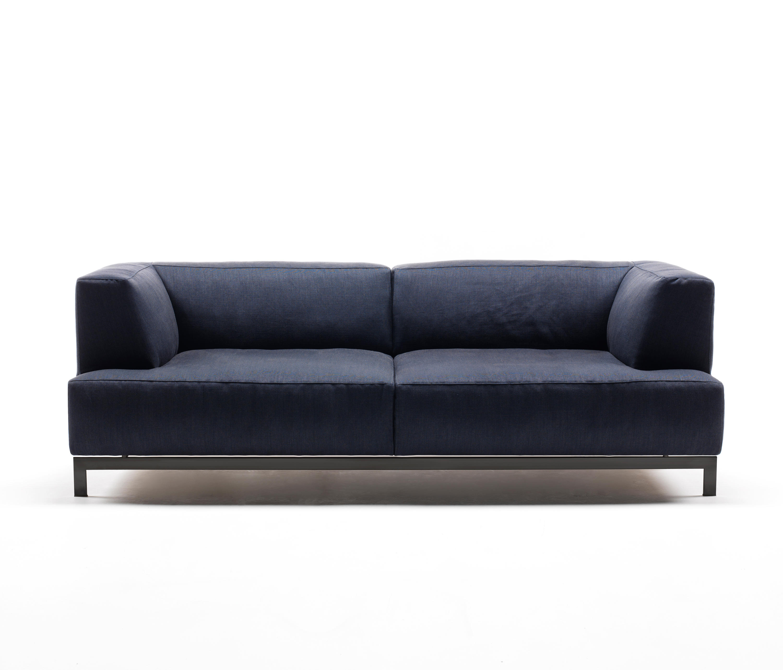 B And B Divani.Metrocubo Sofas From Living Divani Architonic