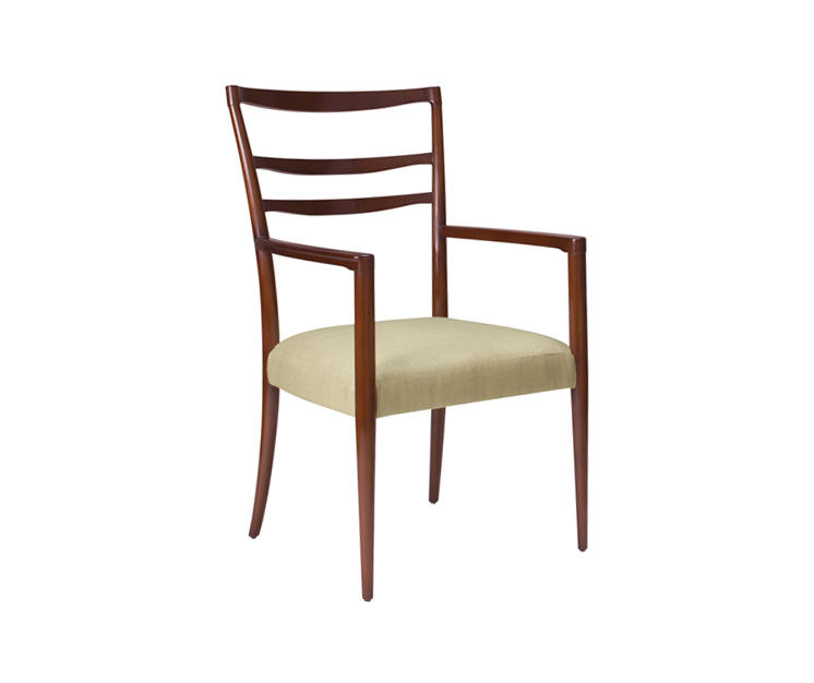 Guild Arm Chair By Baker | Chairs