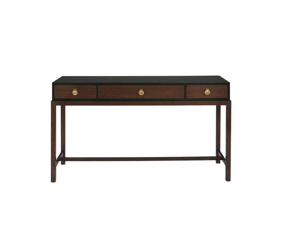 Lacquer Console Table By Baker | Console Tables