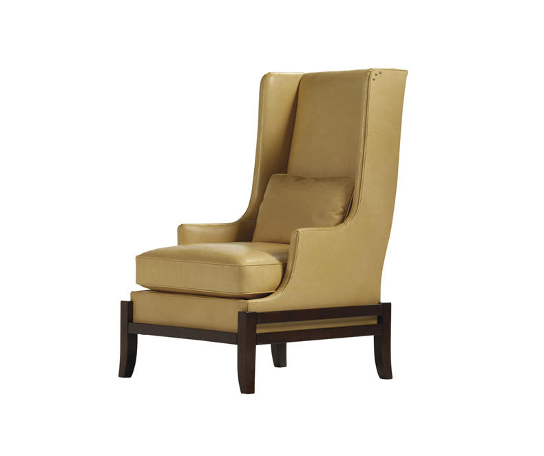 Cradle Wing Chair By Baker | Armchairs