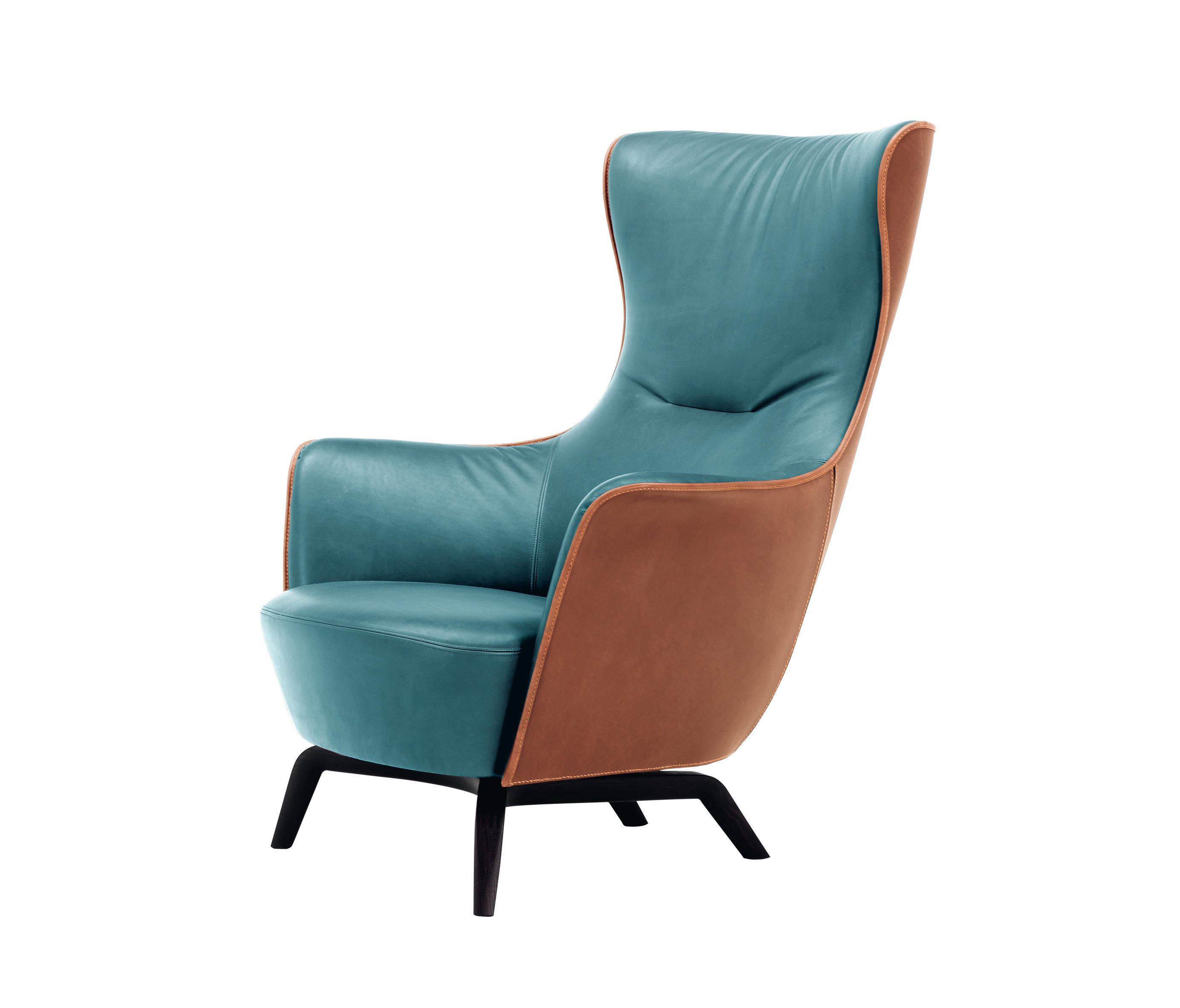 MAMY BLUE ARMCHAIR - Armchairs from Poltrona Frau | Architonic