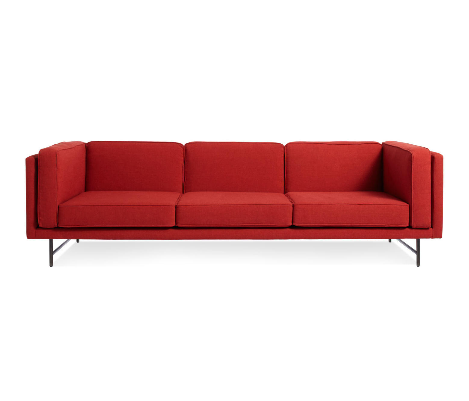 Bank 96 Sofa Sofas From Blu Dot Architonic