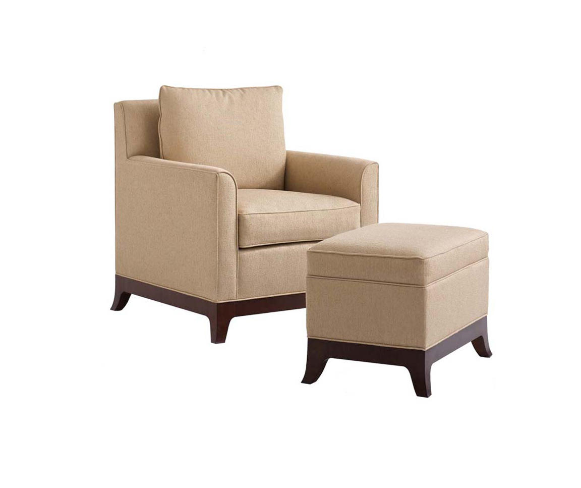 Lounge Chair By Kindel Furniture | Armchairs