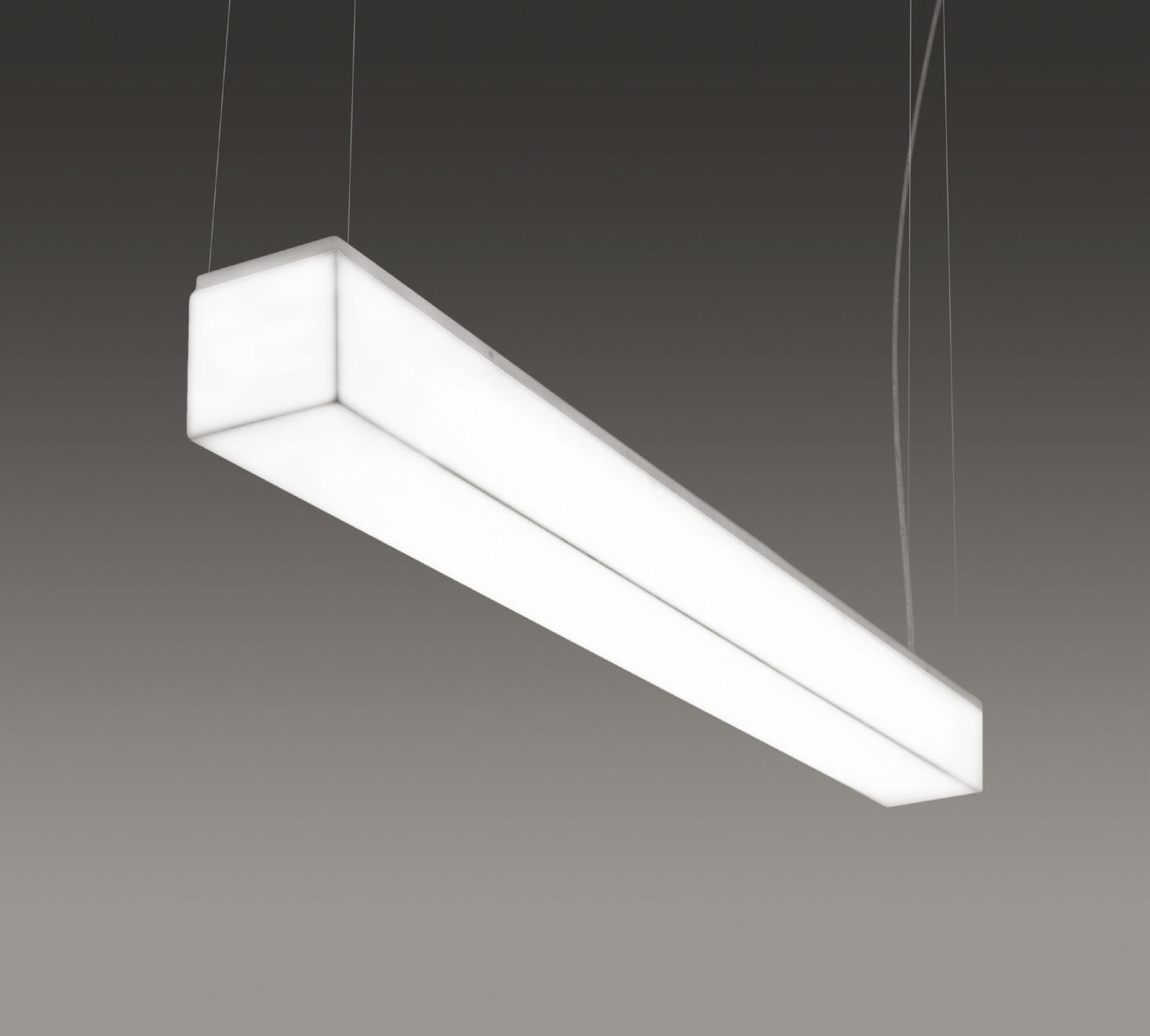 linear suspended lighting. Kubo Pendant 4\ Linear Suspended Lighting