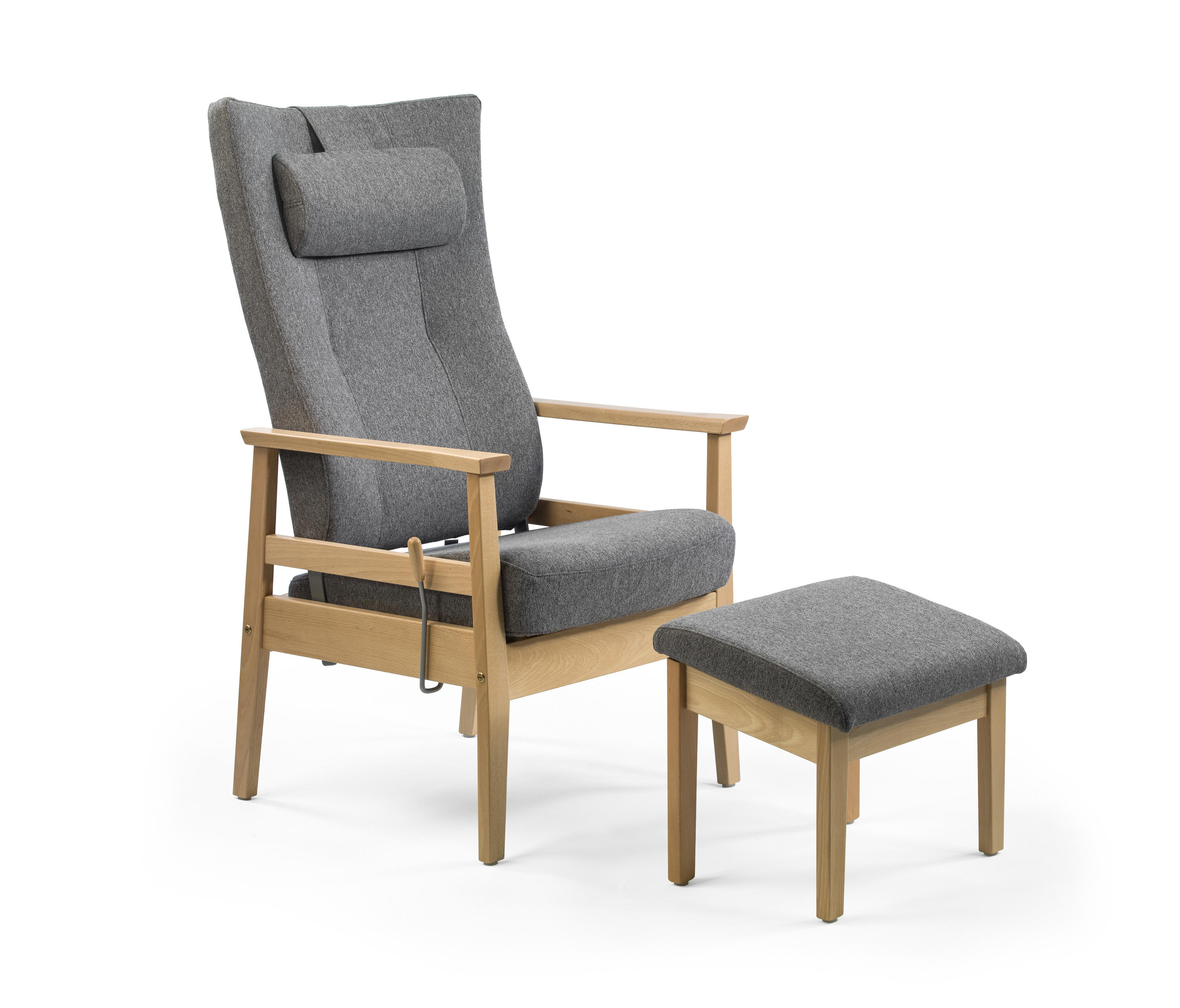 Bo Recliner Chair By Helland | Armchairs