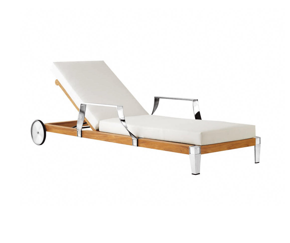 ROBINWOOD CHAISE Sun loungers from Sutherland