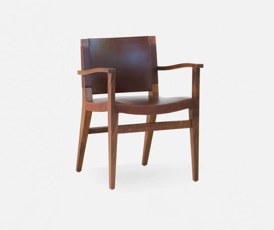 Superbe Bella Arm Chair By Troscan Design + Furnishings | Chairs