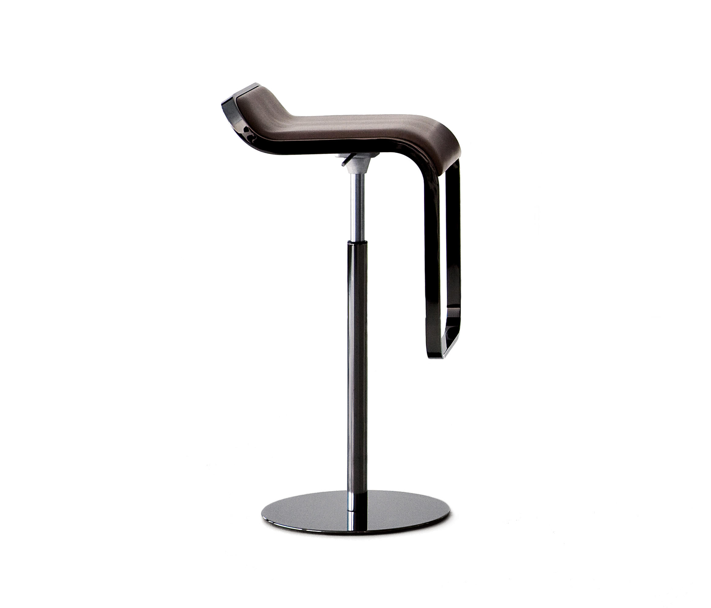 Lem bar stools from lapalma architonic for Lem lapalma