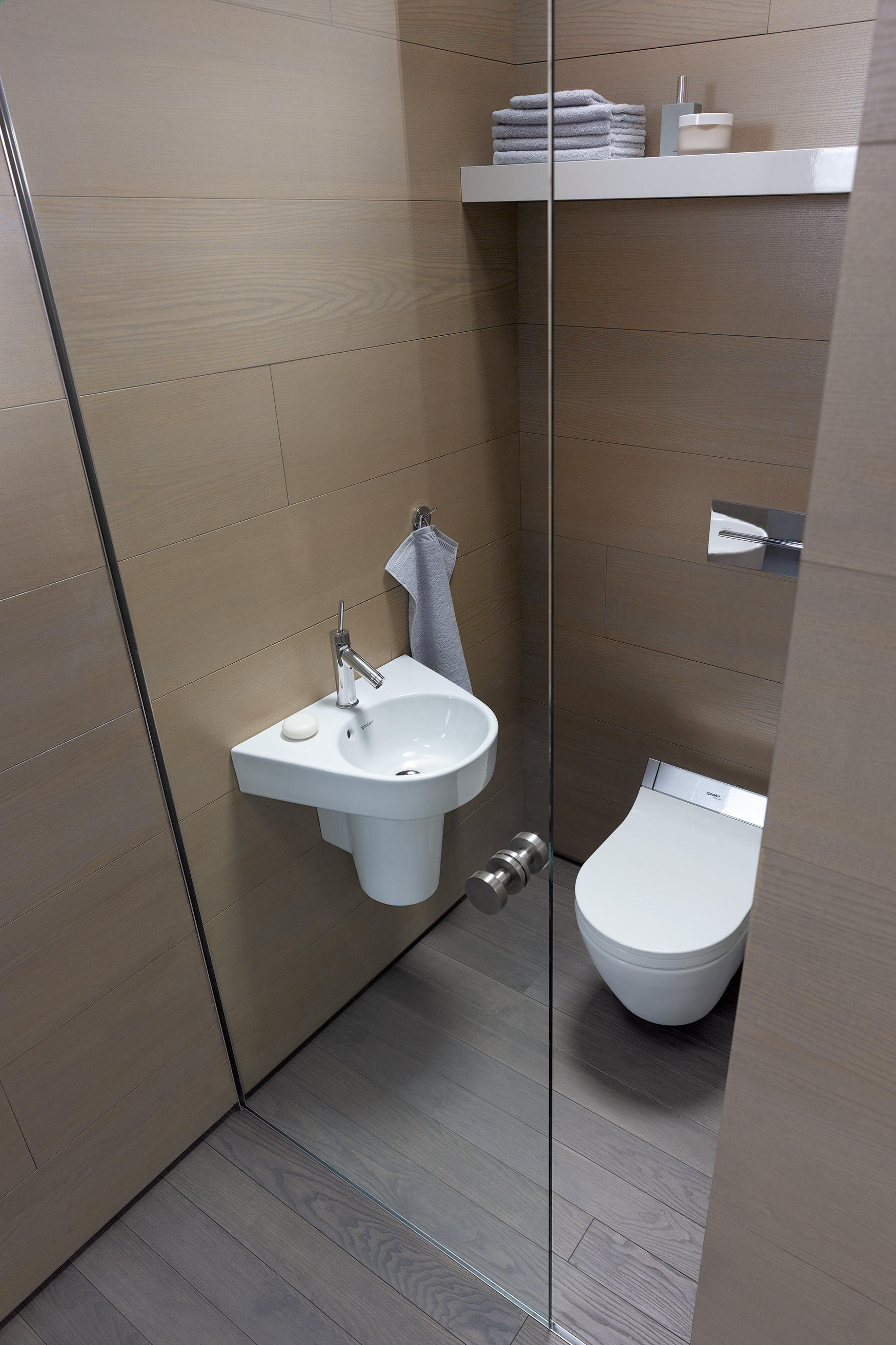 STARCK 2 - WASHBASIN - Wash basins from DURAVIT | Architonic