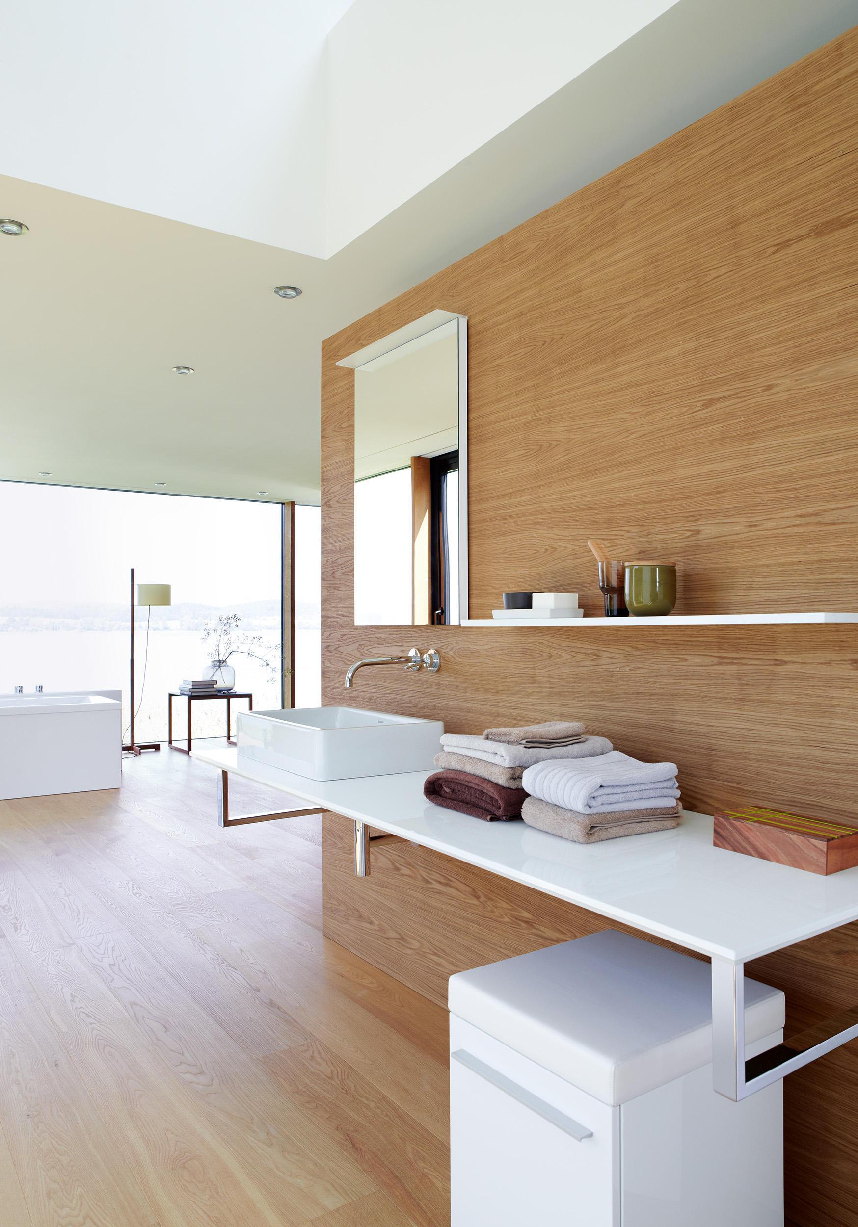 x large aufsatzbecken waschtische von duravit architonic. Black Bedroom Furniture Sets. Home Design Ideas