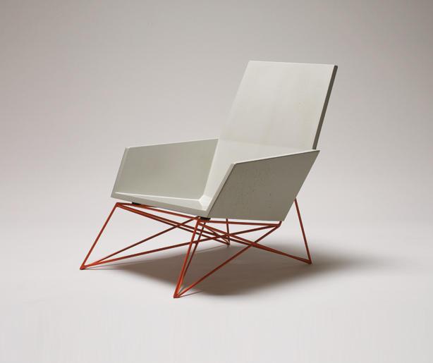 Modern muskoka chair fauteuils de hard goods architonic for Chair design awards