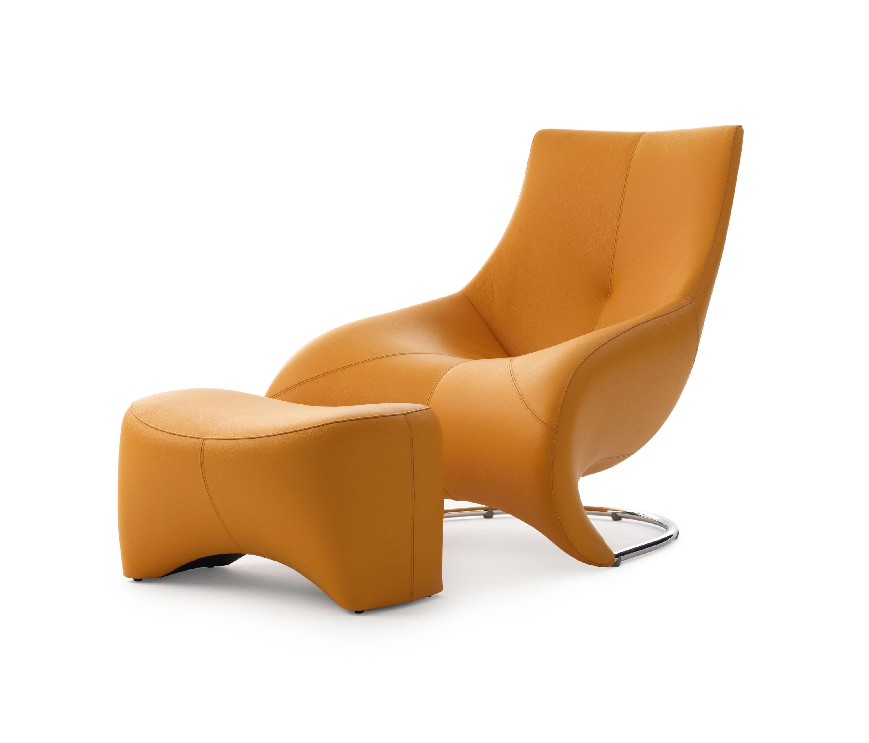 Darius Sessel | Lounge Chairs | Leolux