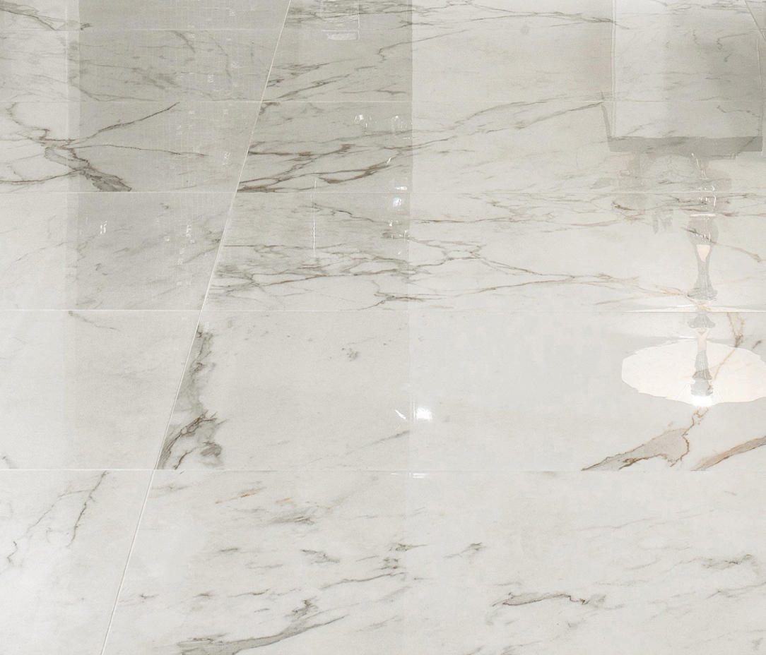 Marvel wall calacatta extra ceramic tiles from atlas for Carrelage 30x30 beige