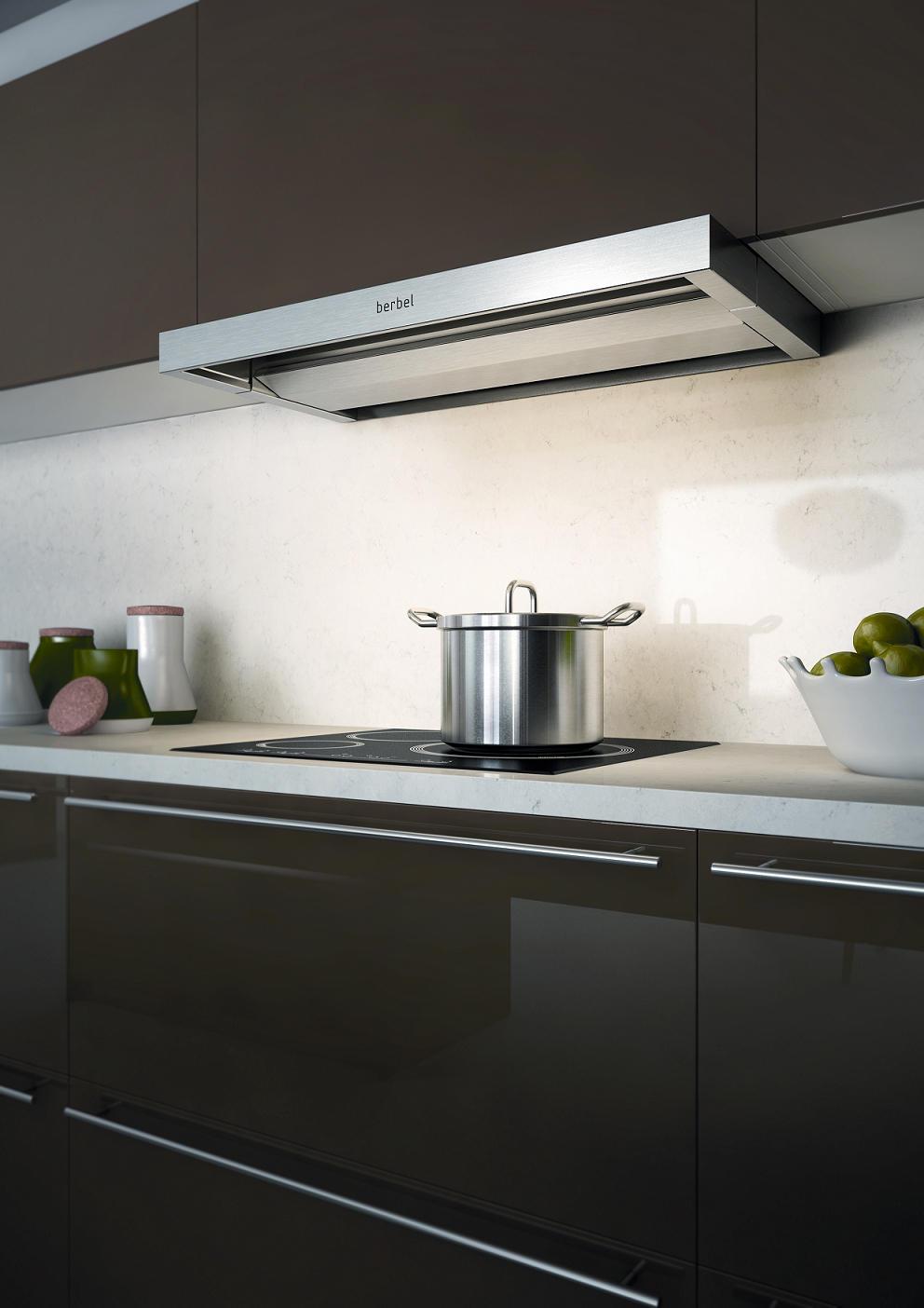 BUILT-IN HOOD MOVELINE - Kitchen hoods from Berbel ...