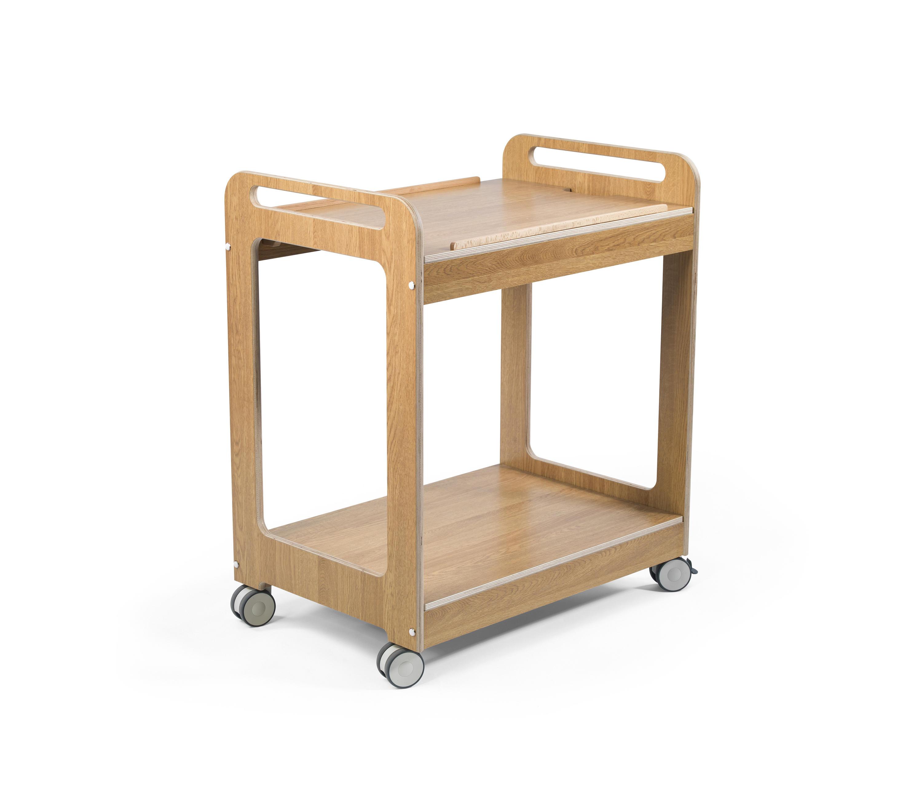 Charmant HM280 Trolley Table By Helland | Trolleys ...