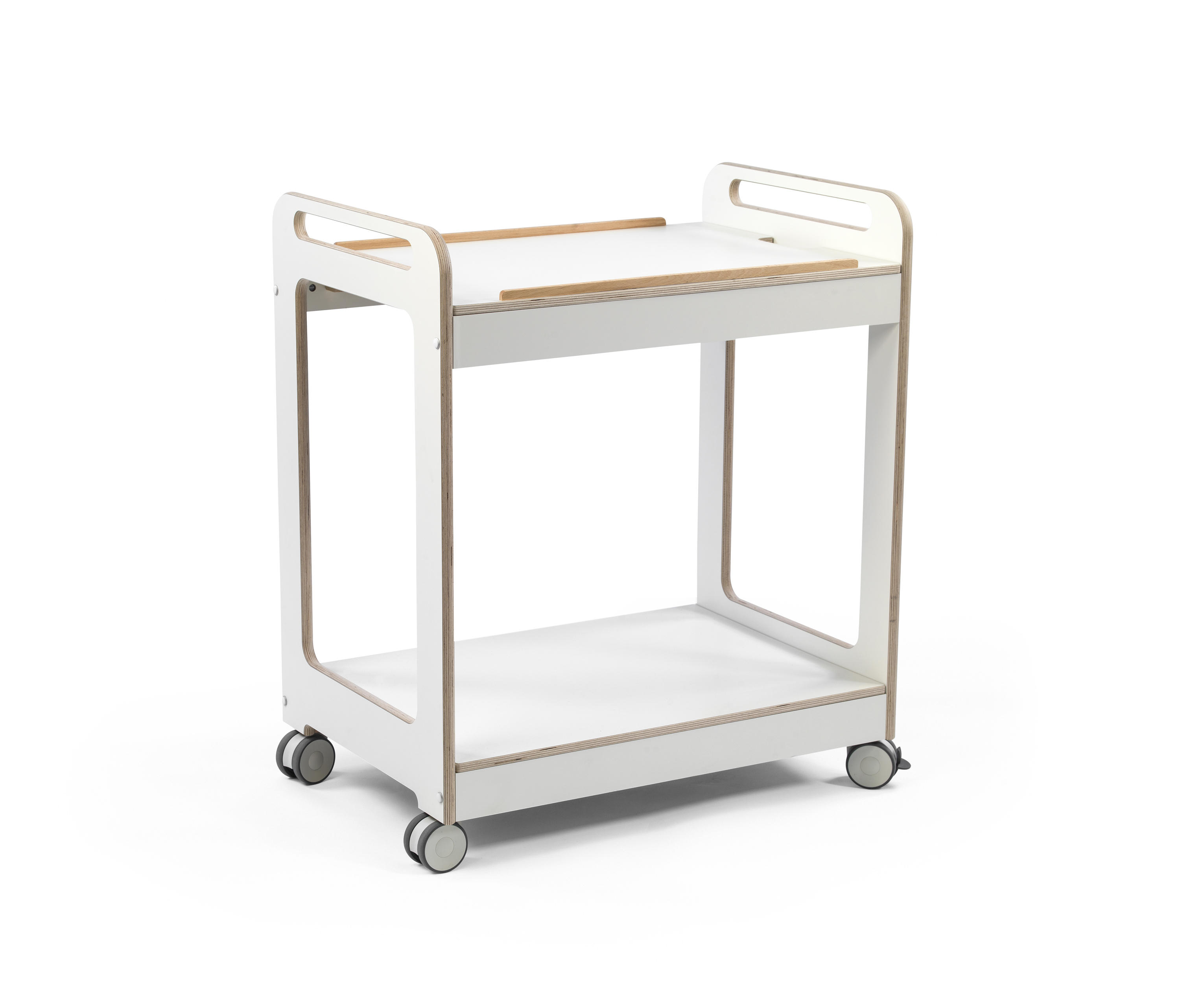 Ordinaire ... HM280 Trolley Table By Helland | Trolleys ...