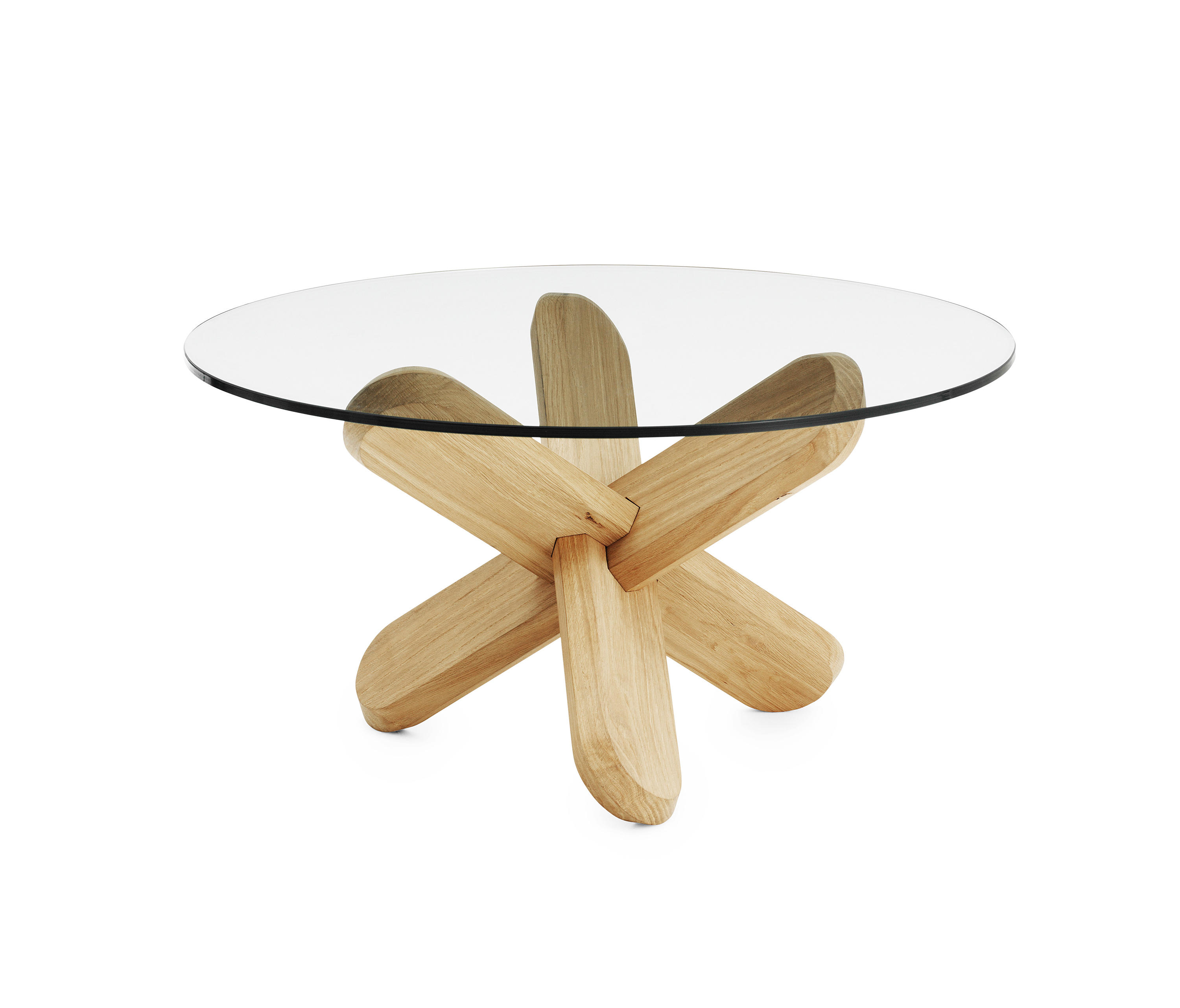 DING TABLE Dining tables from Normann Copenhagen