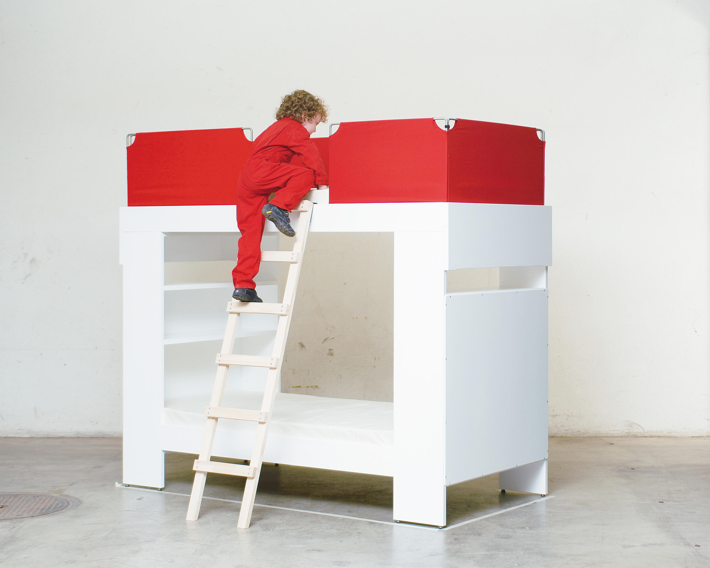 New Bunk bed by Minim bl Infant us