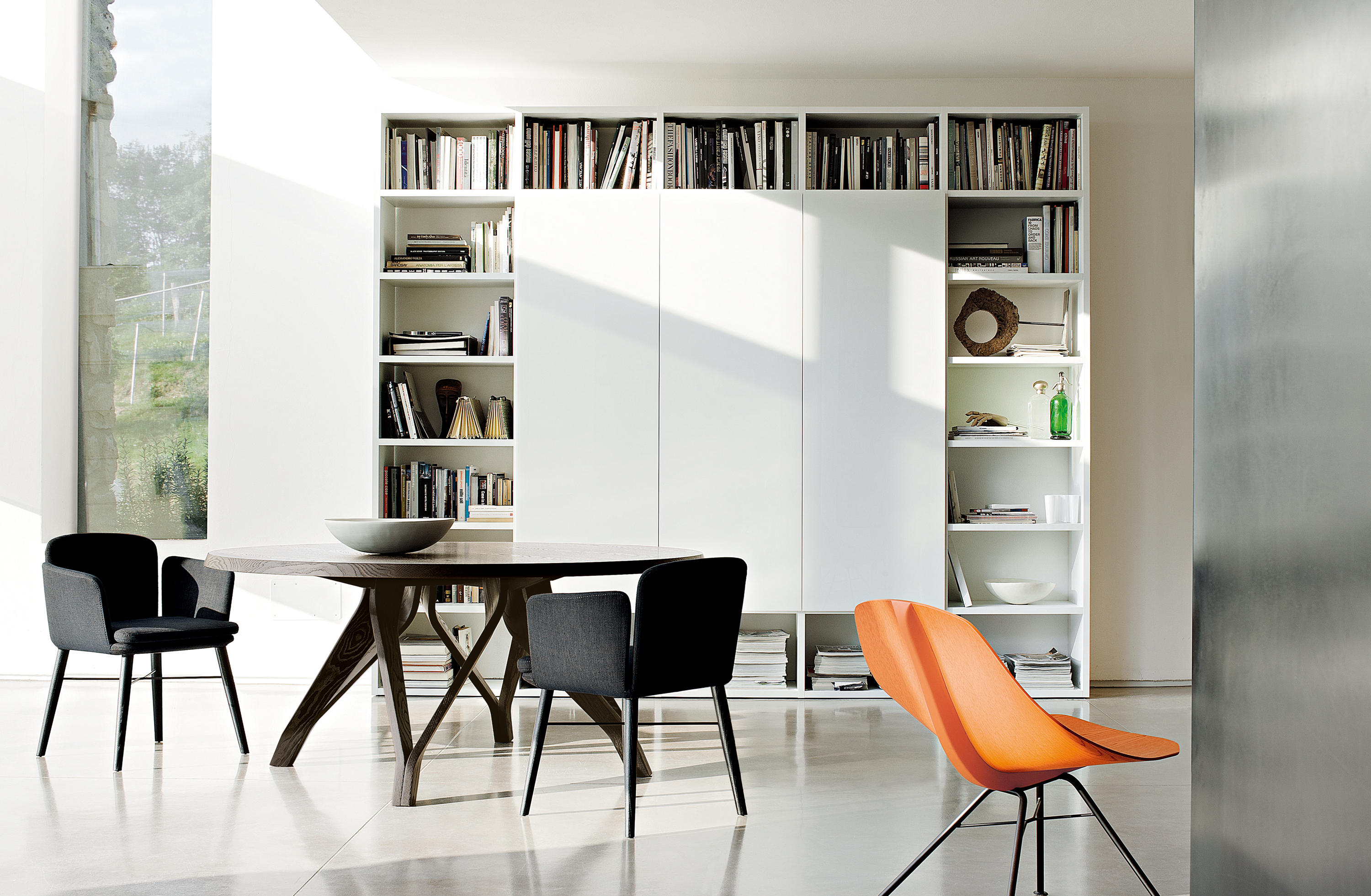 Selecta shelving from lema architonic for City meuble catalogue