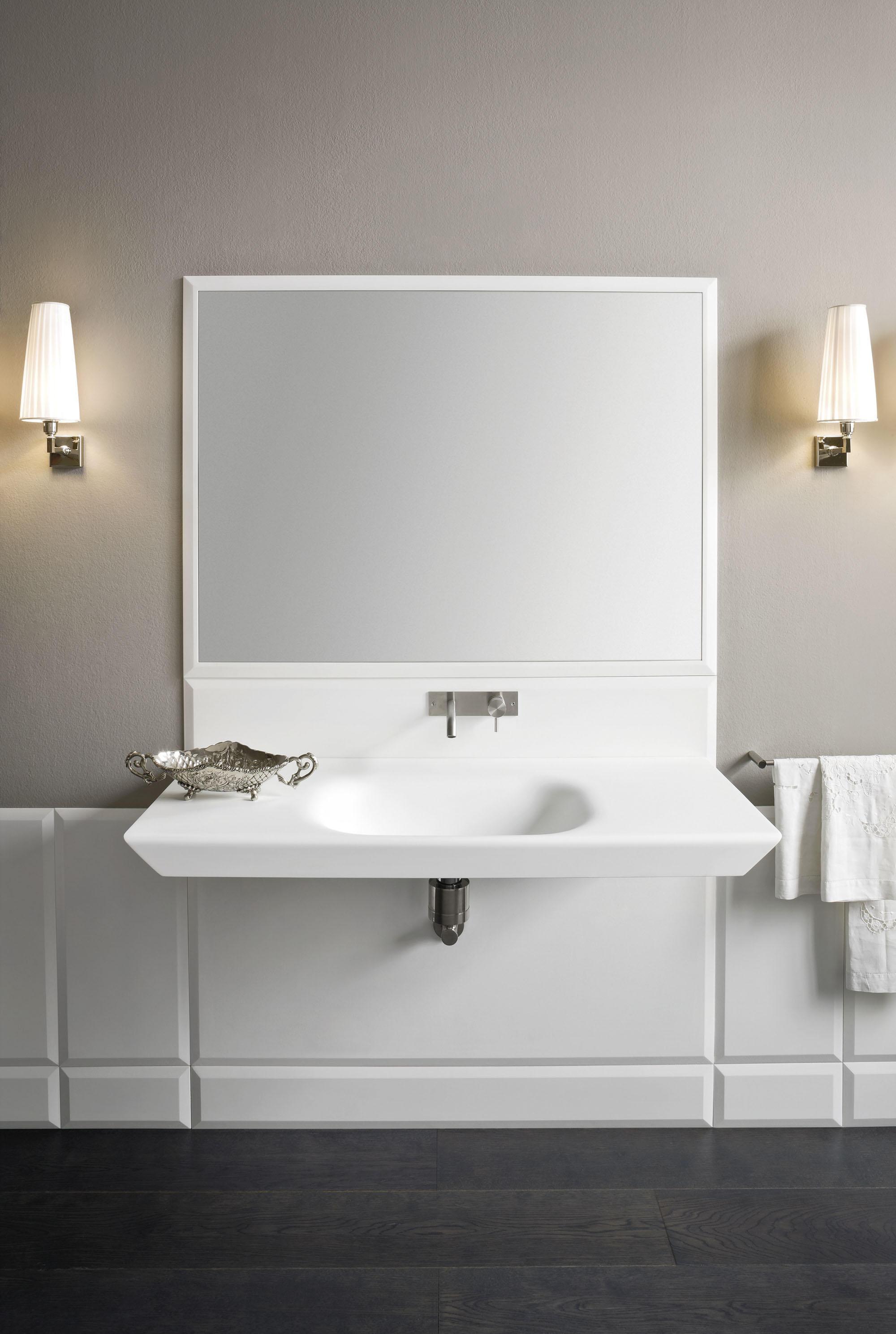 Warp spiegel wandspiegel von rexa design architonic - Miroirs muraux design ...