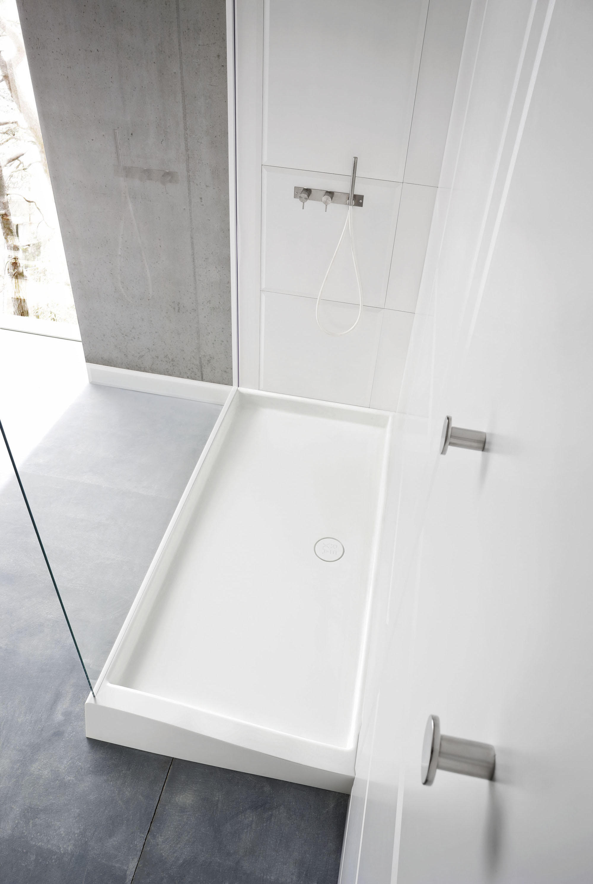 Warp Shower Tray With Enclosure Shower Trays From Rexa