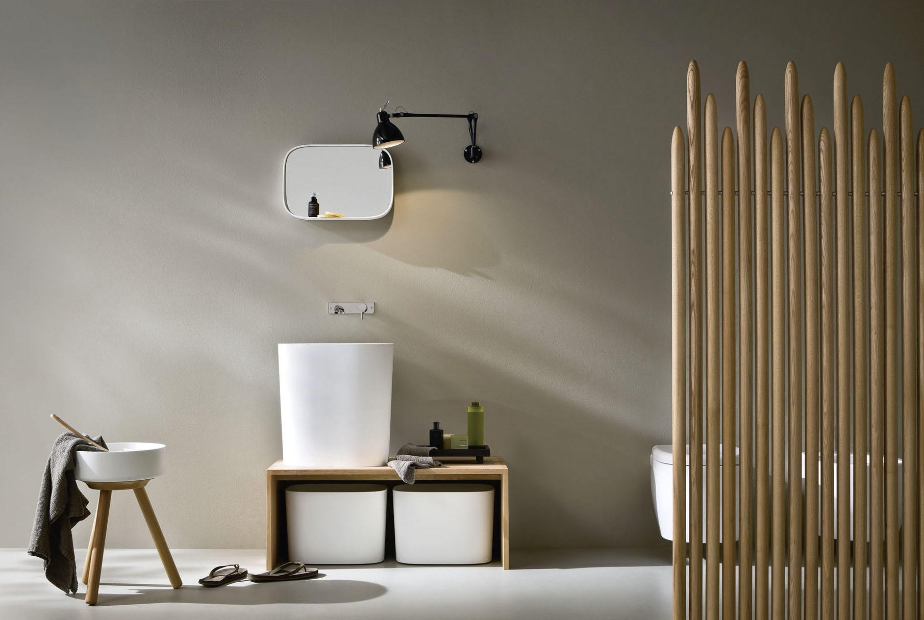 Divisori in legno per interni parete amovibile in legno - Separe per interni ...