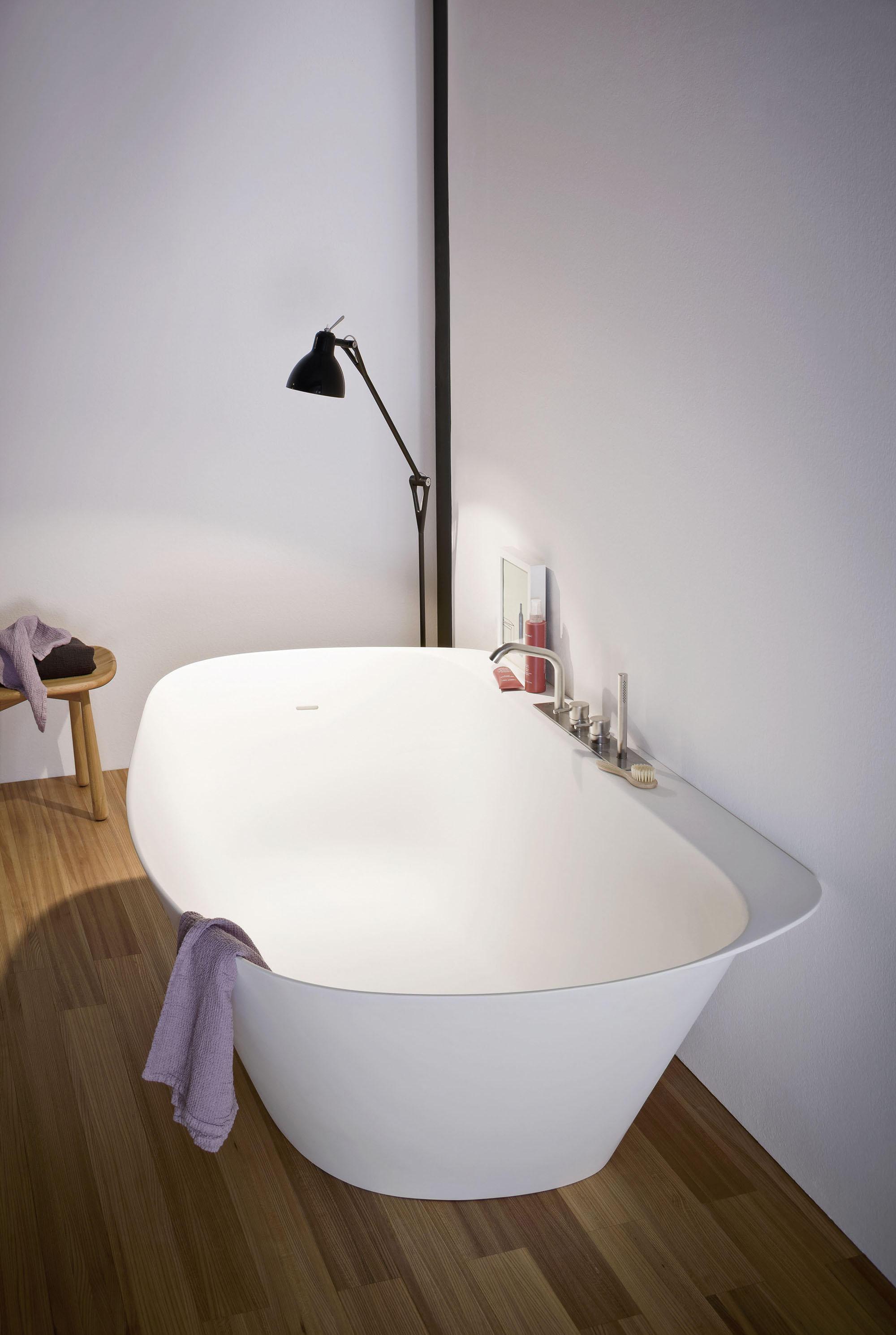 Fonte vasca vasche ovali rexa design architonic - Vasche da bagno ovali ...